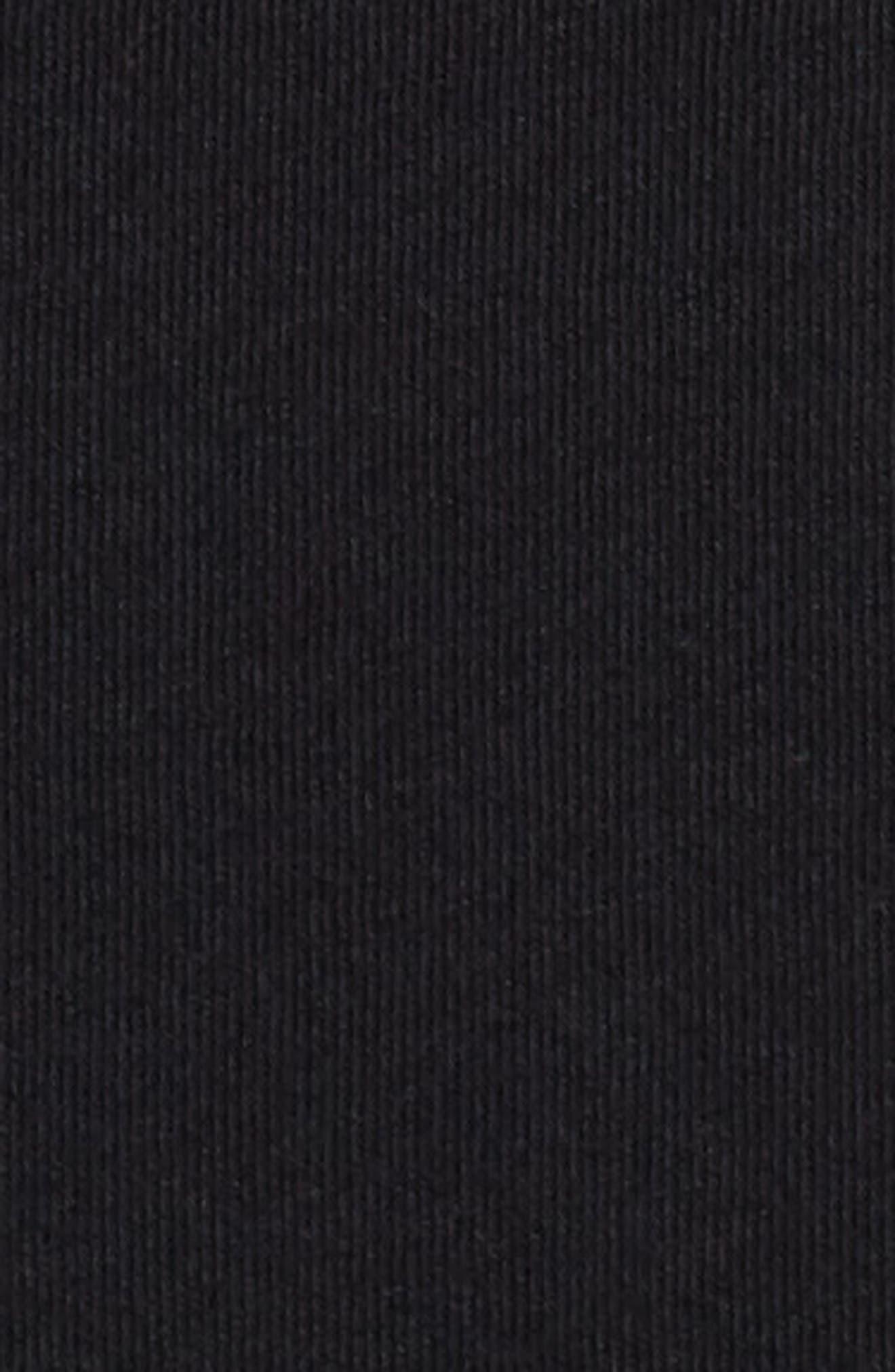 T-Just-SE T-Shirt,                             Alternate thumbnail 5, color,                             Black