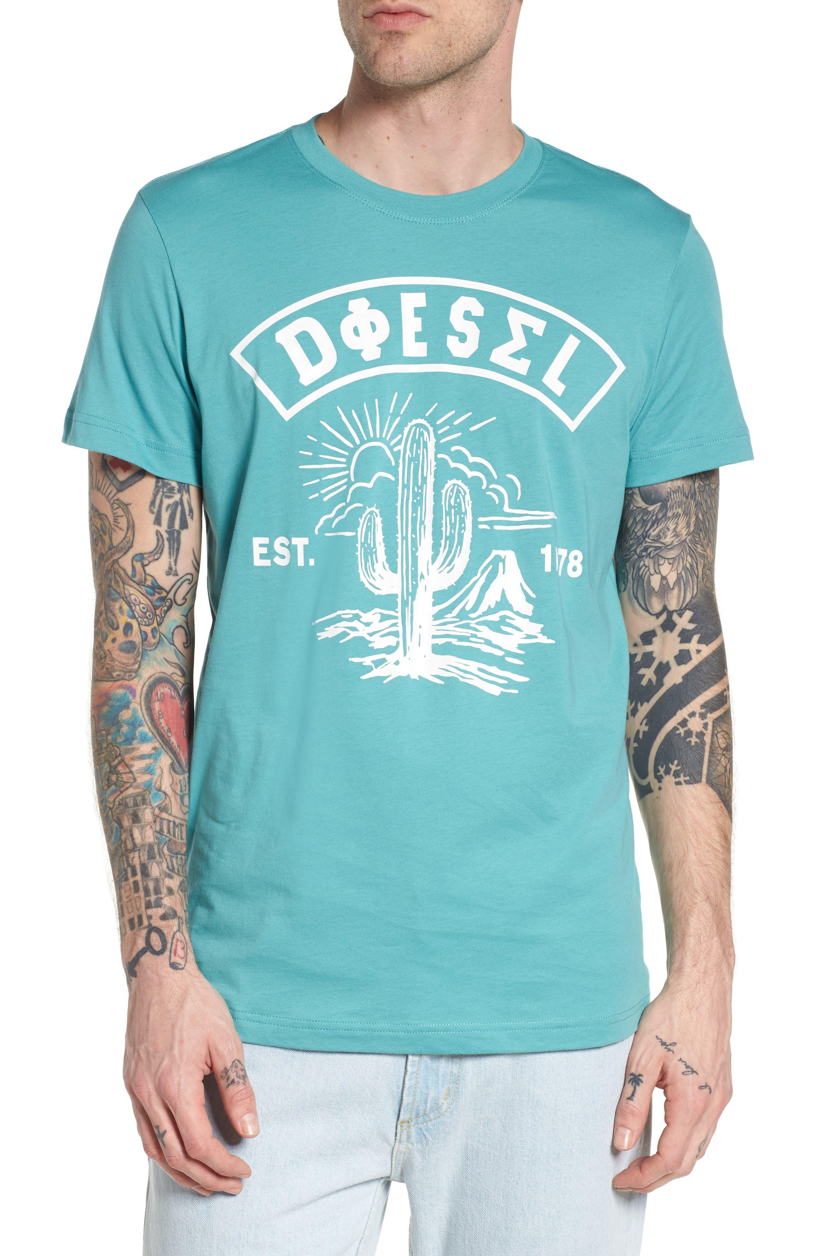 Main Image - DIESEL® T-Diego-SM T-Shirt