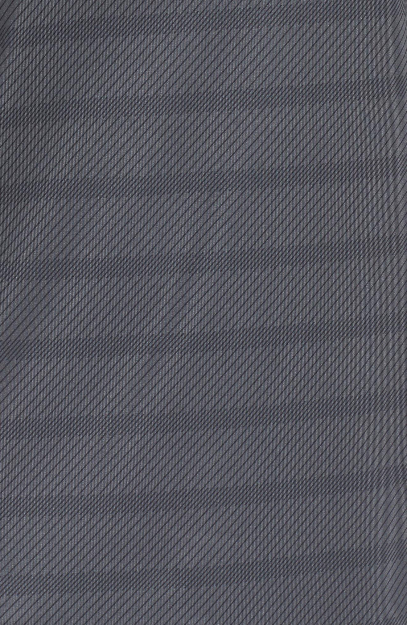 Dry Golf Polo,                             Alternate thumbnail 5, color,                             Dark Grey/ Black/ Black