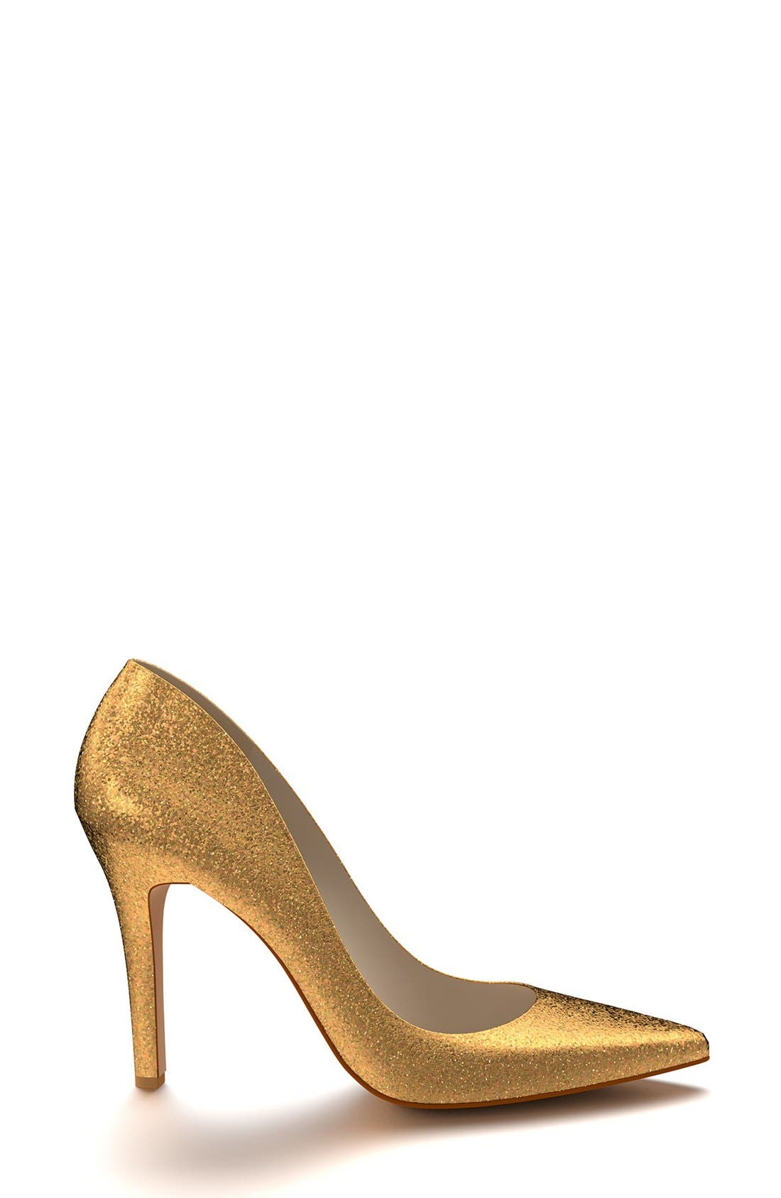 Alternate Image 3  - Shoes of Prey Pointy Toe Pump (Women) (Nordstrom Exclusive)