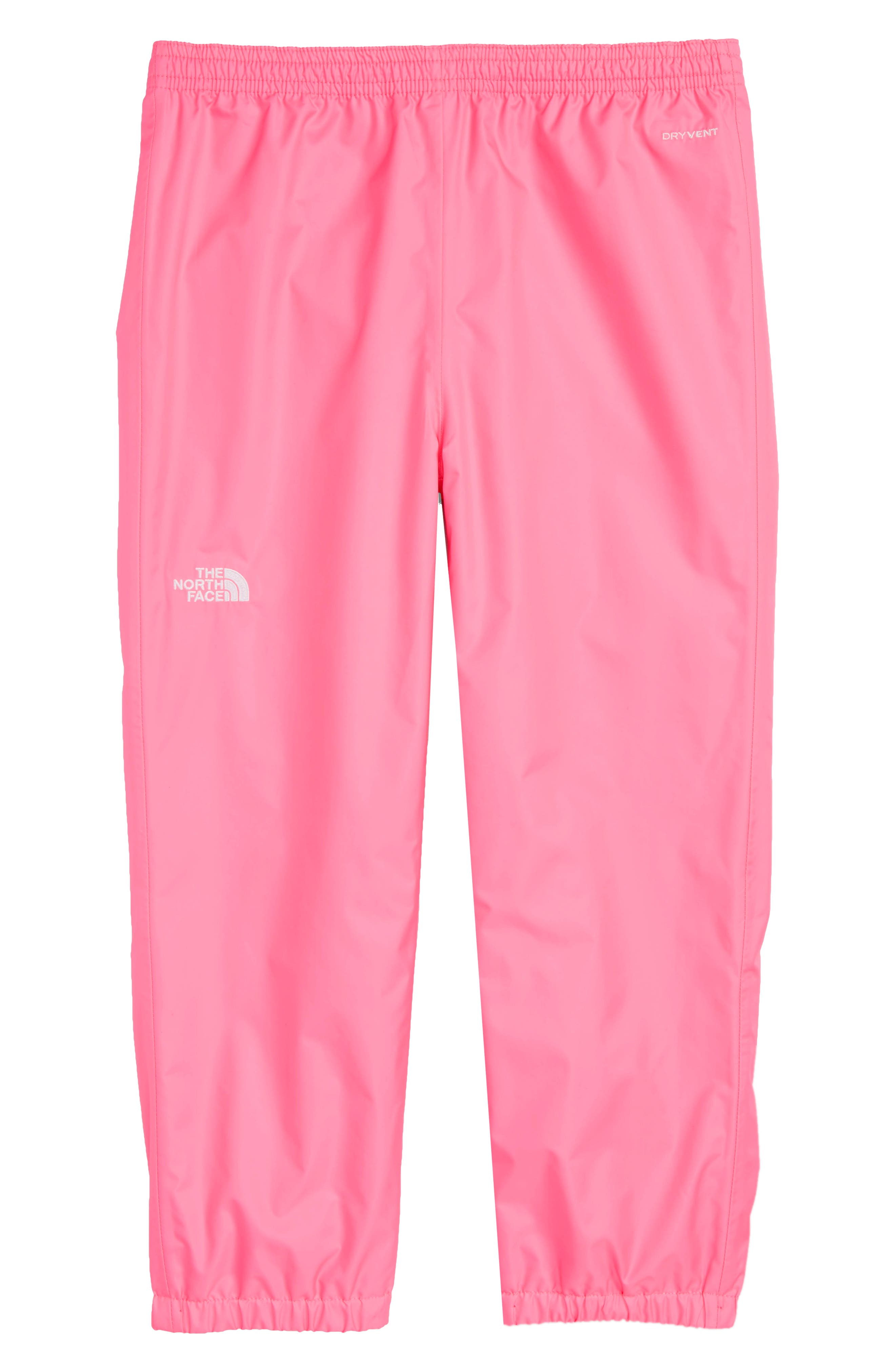 Tailout Waterproof Pants,                         Main,                         color, Gem Pink