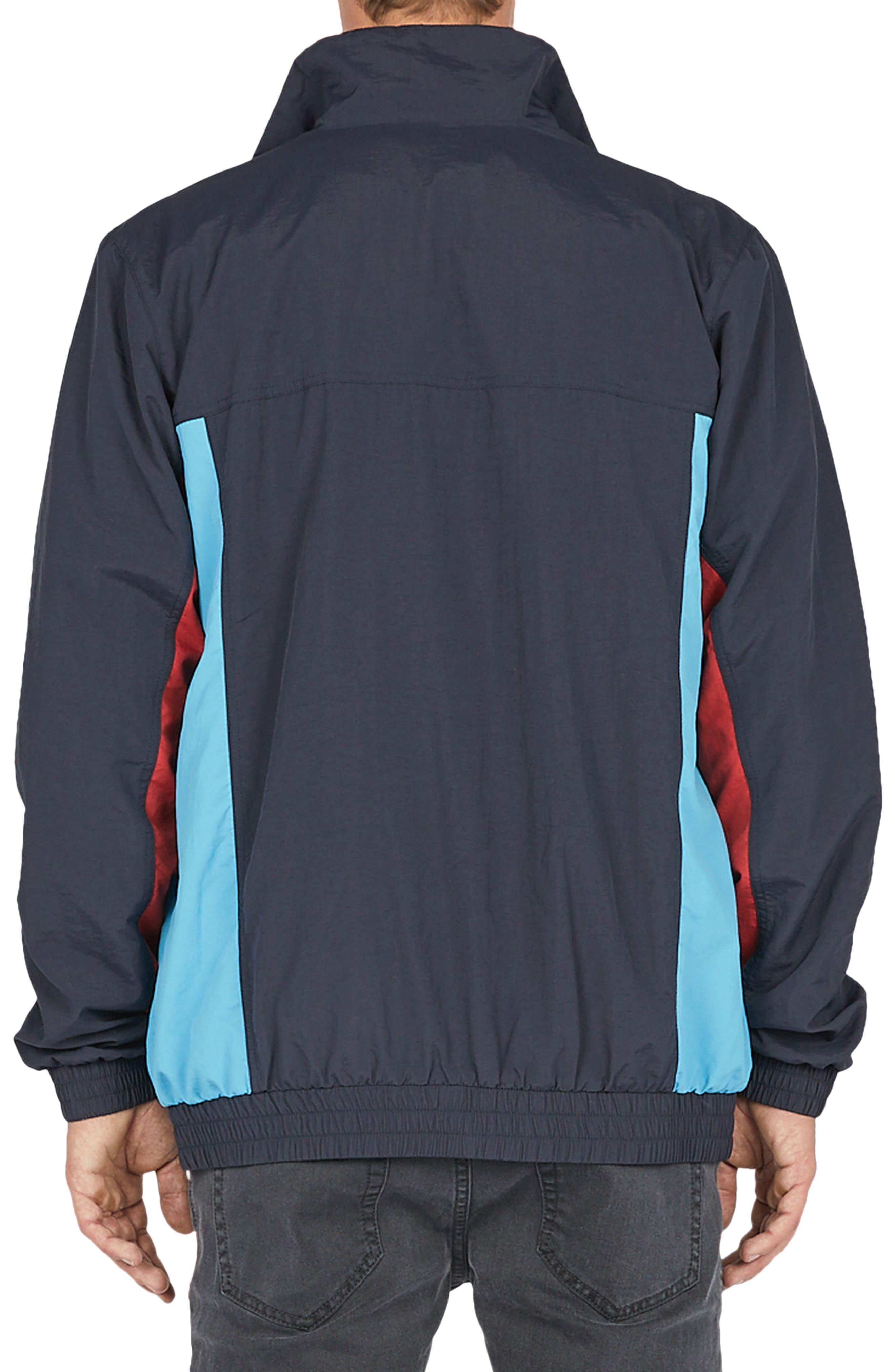B. Quick Track Jacket,                             Alternate thumbnail 2, color,                             Navy Sport