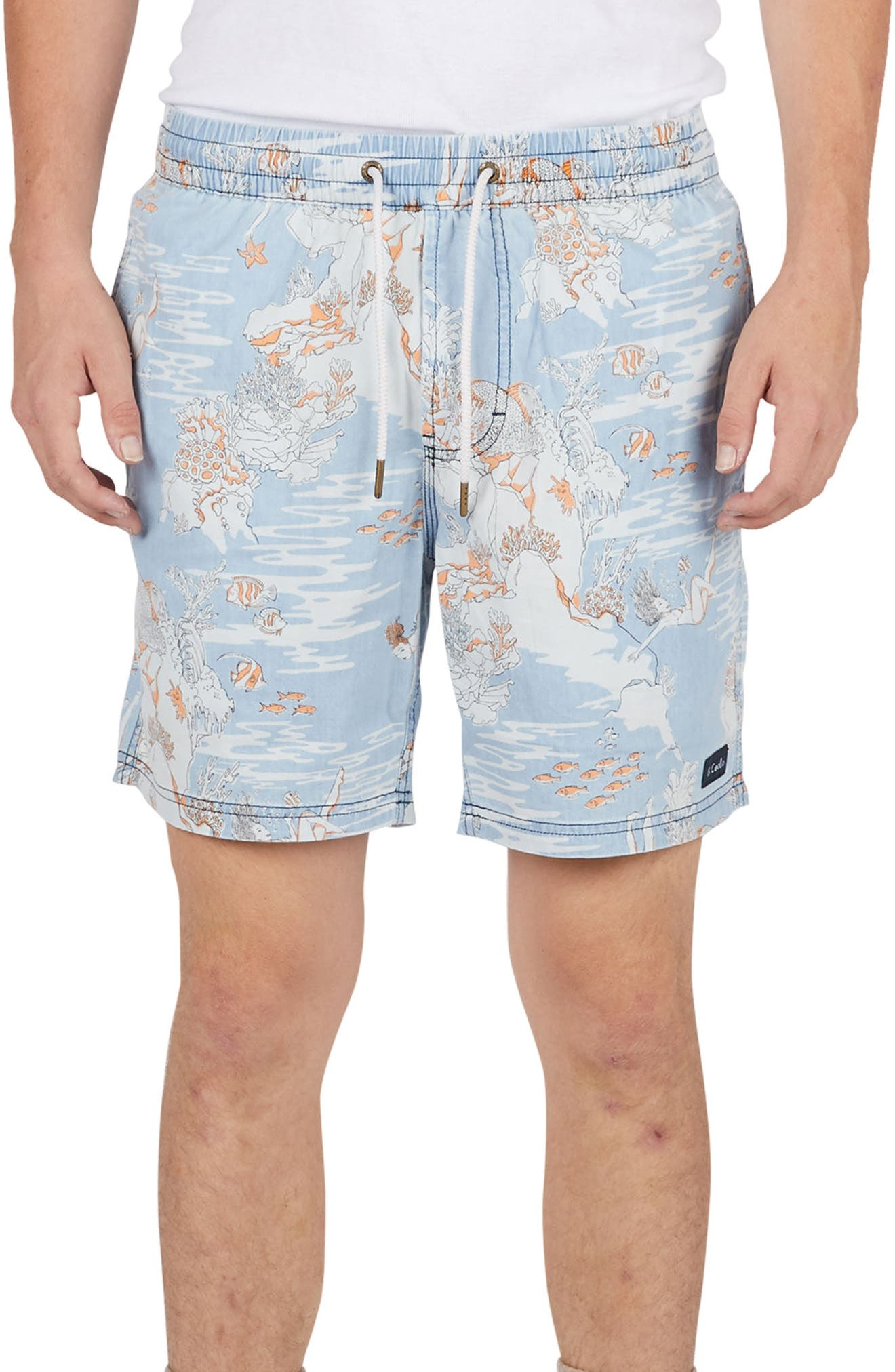 Barney Cools Poolside Shorts
