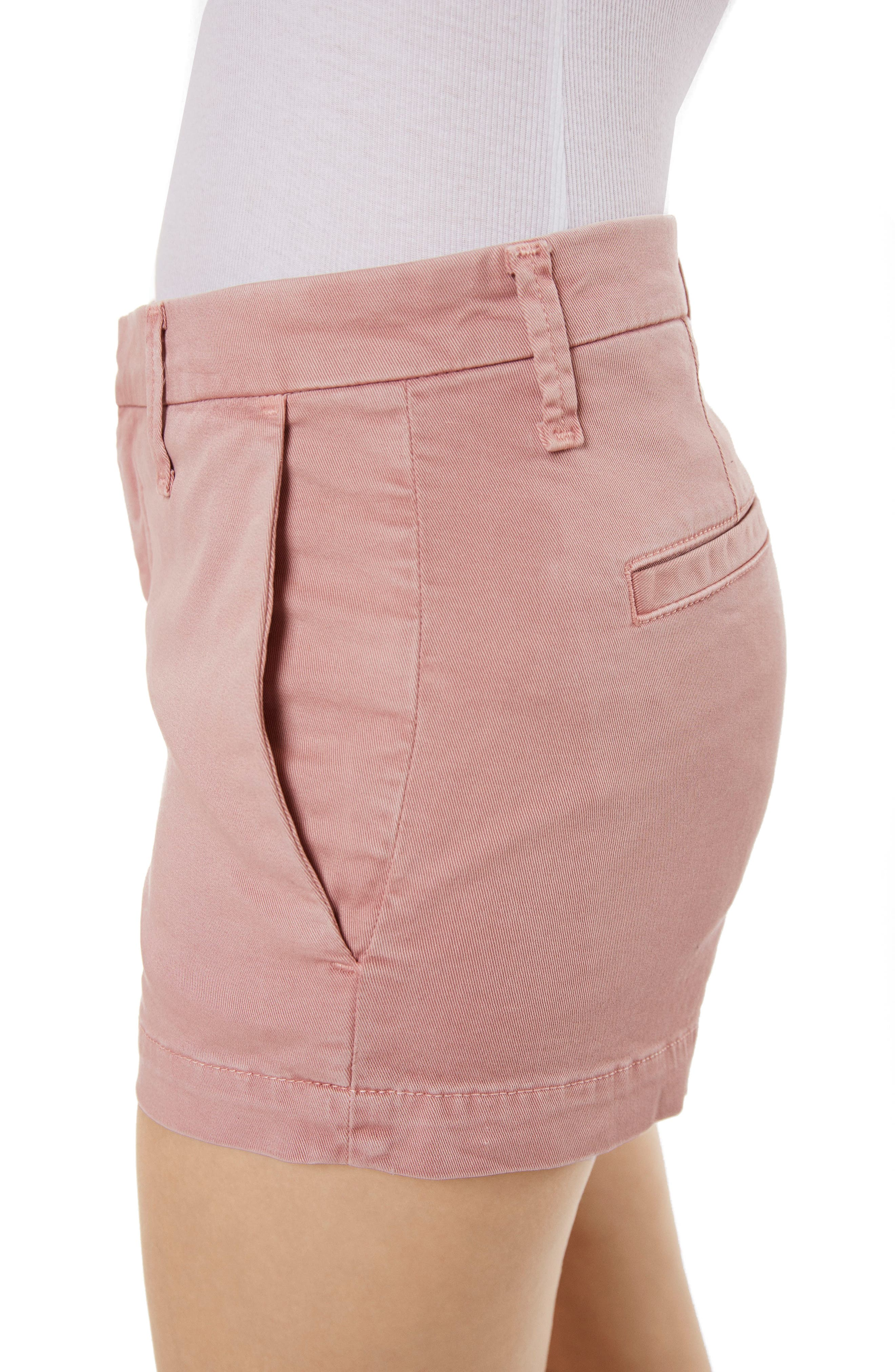 Alternate Image 4  - J Brand Clara Twill Shorts