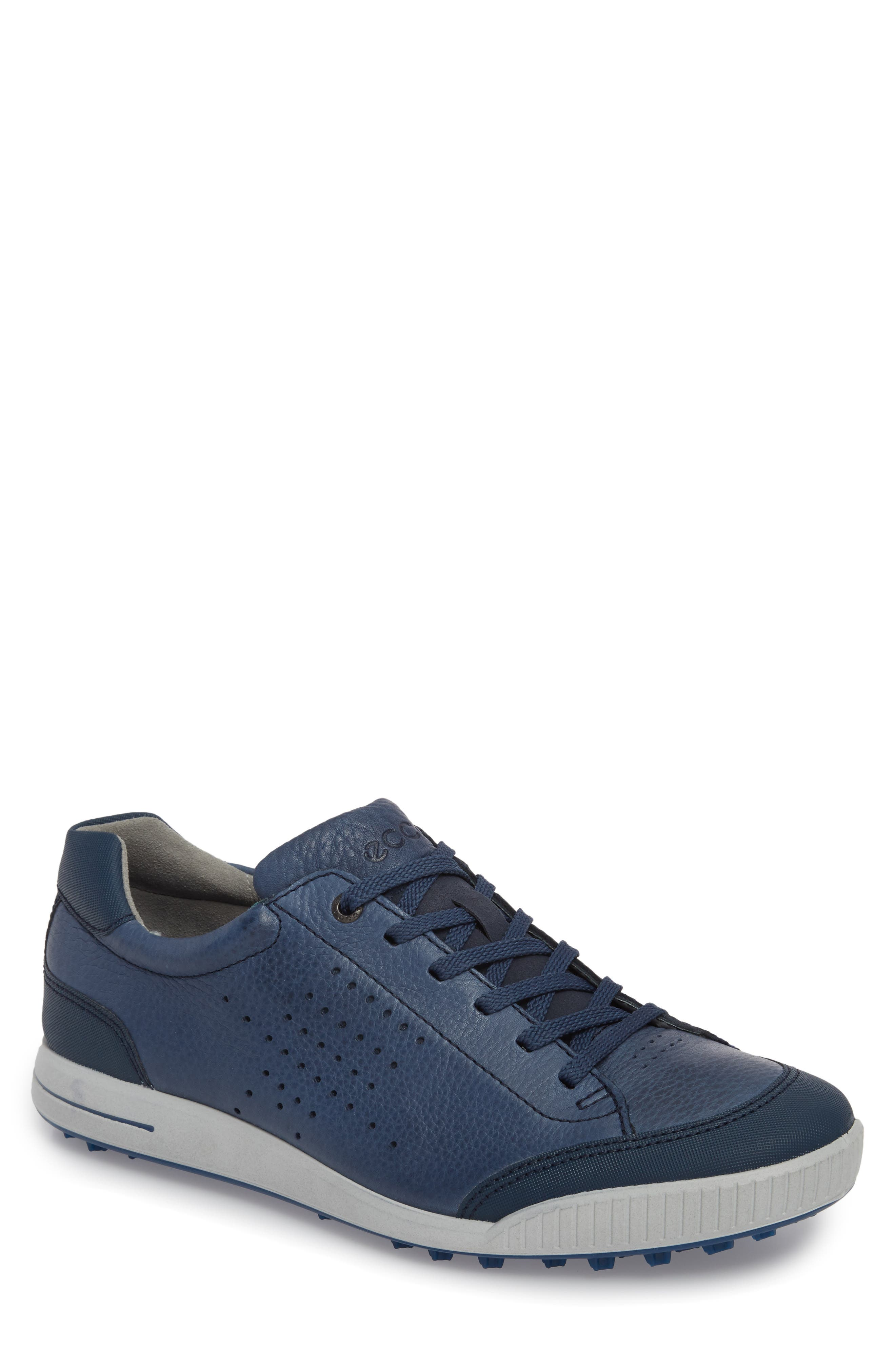 Main Image - ECCO Street Retro HM Golf Shoe (Men)