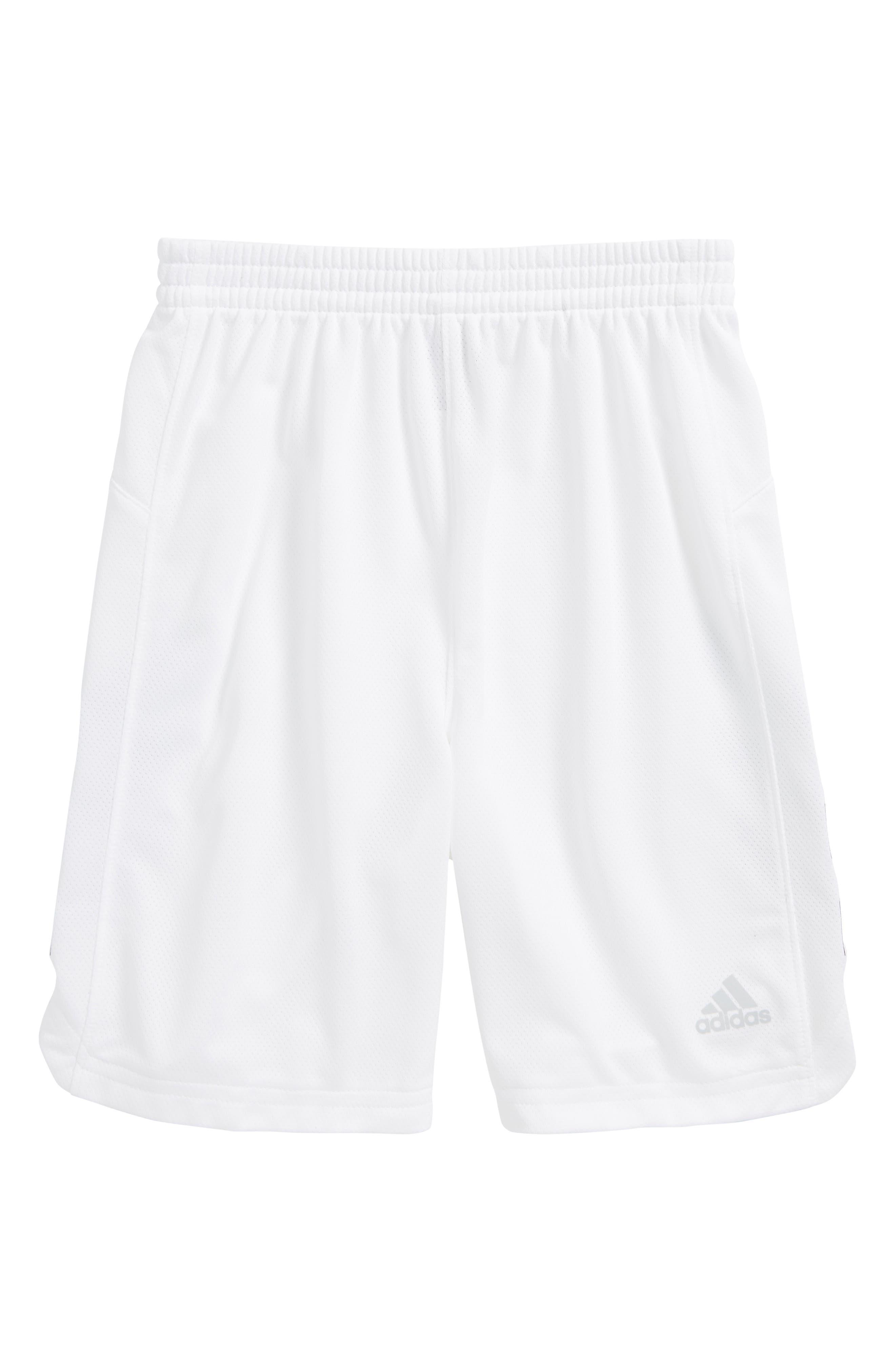 Climacool<sup>®</sup> Sport Shorts,                             Main thumbnail 1, color,                             White