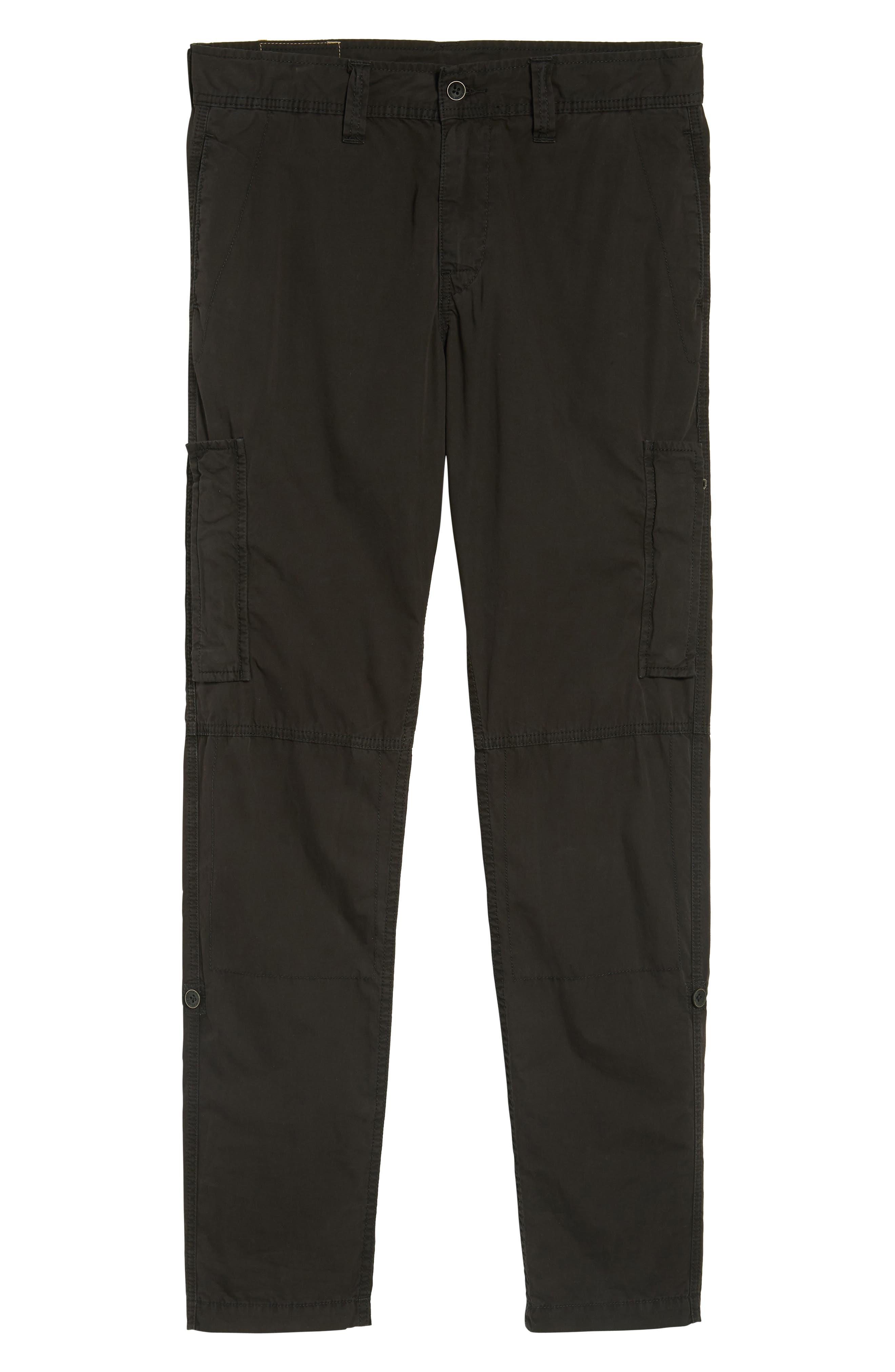 Officer Field Pants,                             Alternate thumbnail 6, color,                             Black