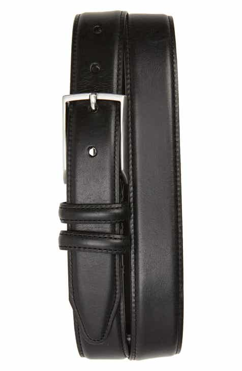 Mens Black Belts Suspenders Nordstrom