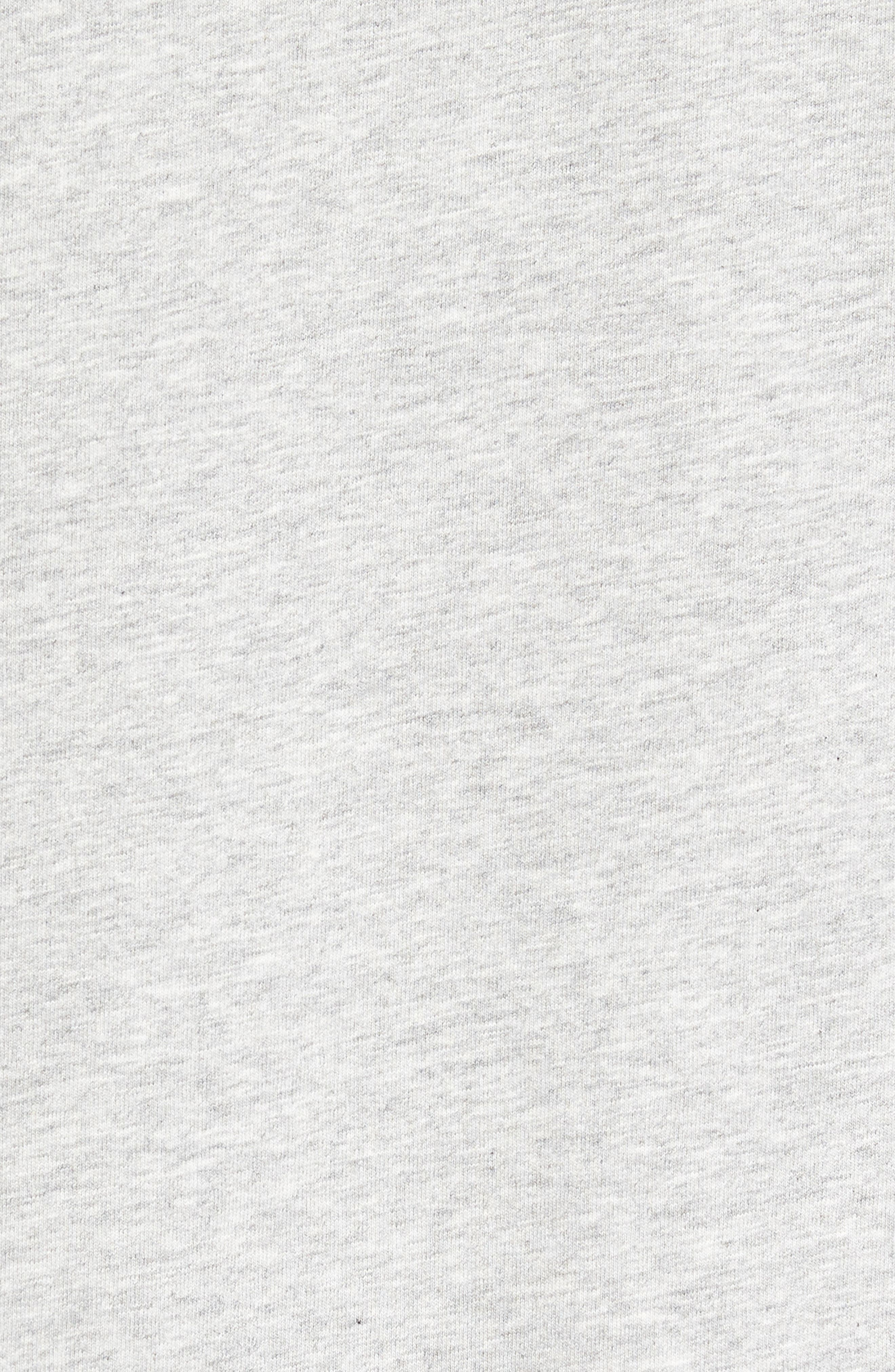 Regular Fit Golf T-Shirt,                             Alternate thumbnail 5, color,                             Gray Heather