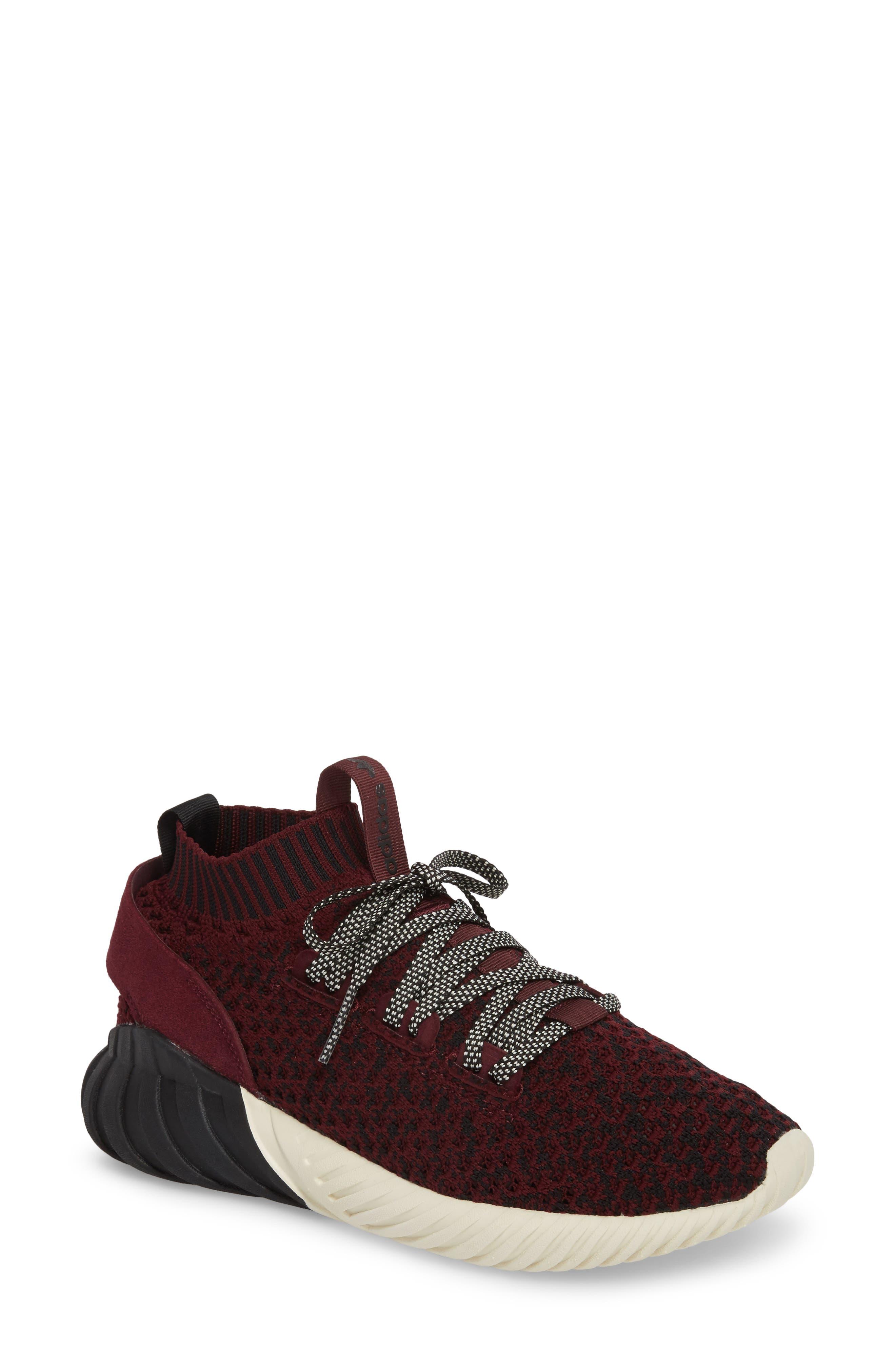 adidas Tubular Doom Sock Primeknit Sneaker (Women)