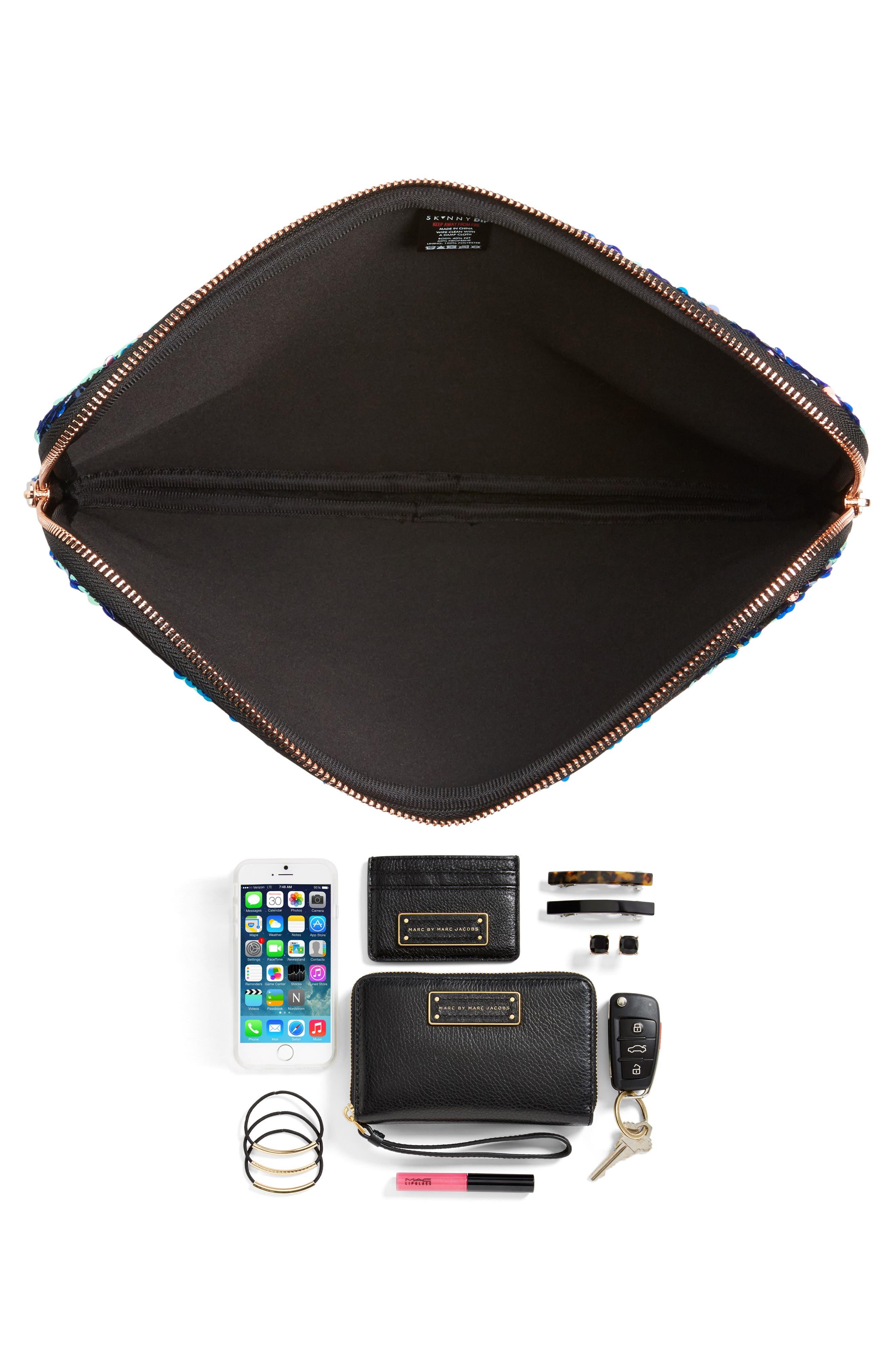 Alternate Image 6  - Skinny Dip Luxe 13-Inch Laptop Case