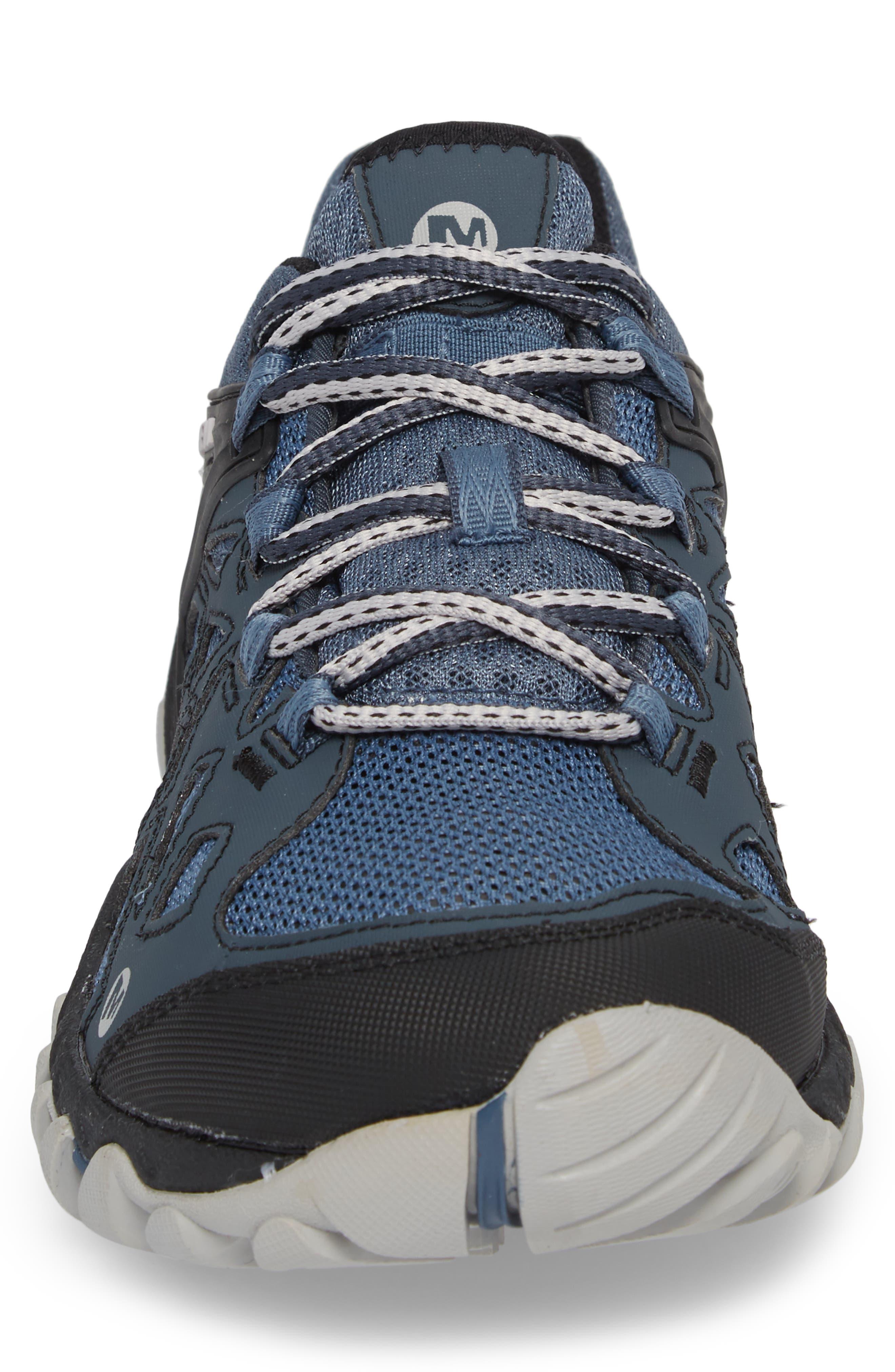 All Out Blaze Aero Sport Hiking Shoe,                             Alternate thumbnail 4, color,                             Slate