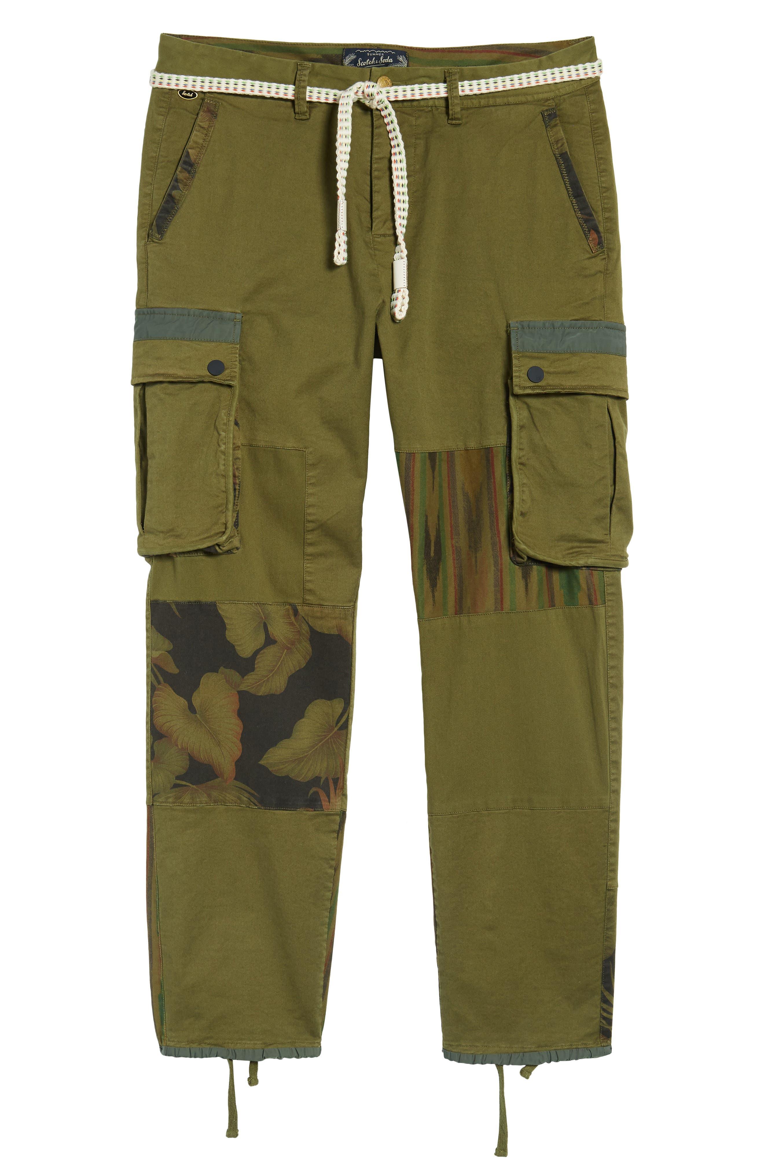 Utility Pants,                             Alternate thumbnail 6, color,                             Combo A
