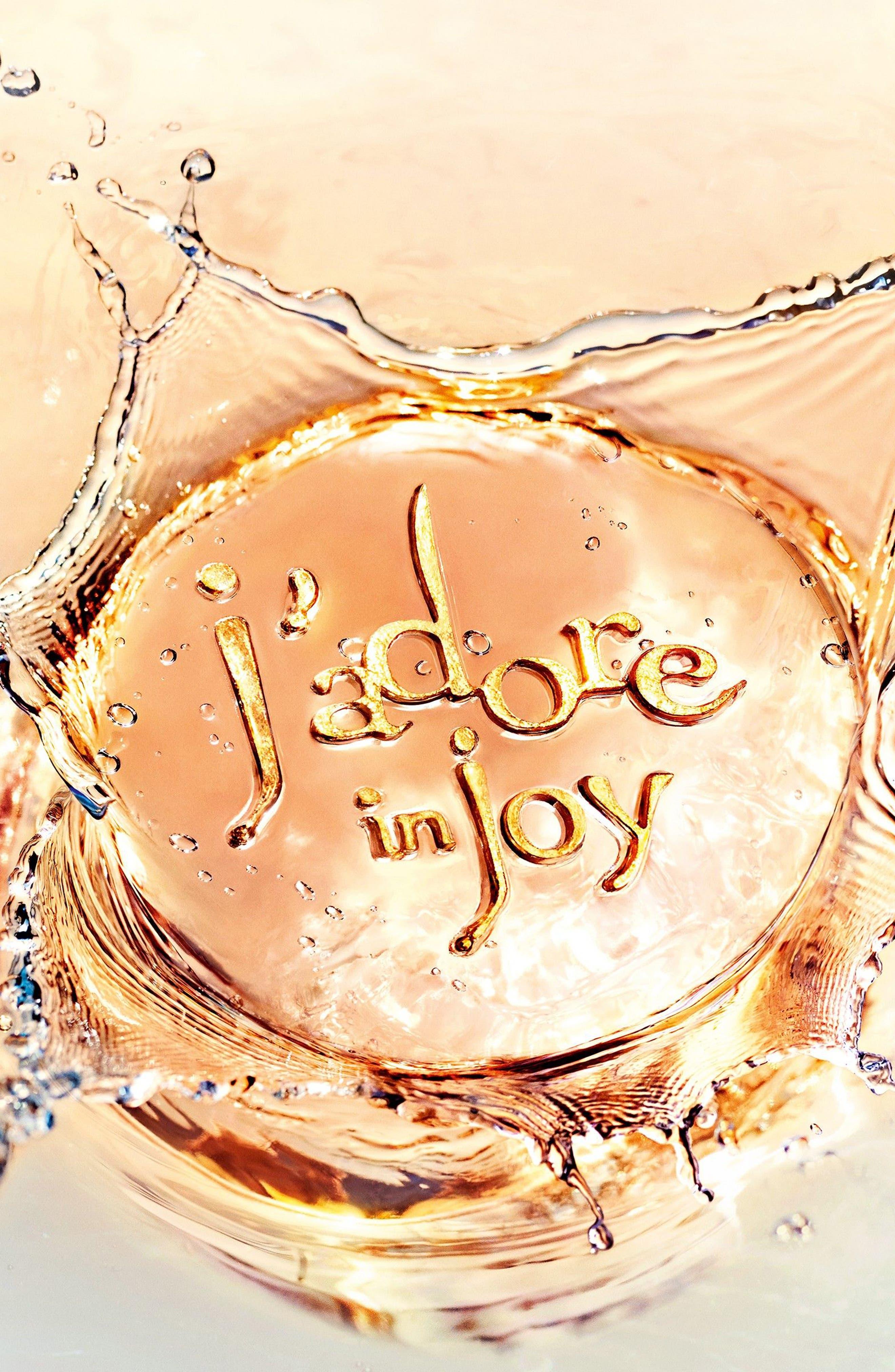 Alternate Image 4  - Dior J'adore Injoy Eau de Toilette