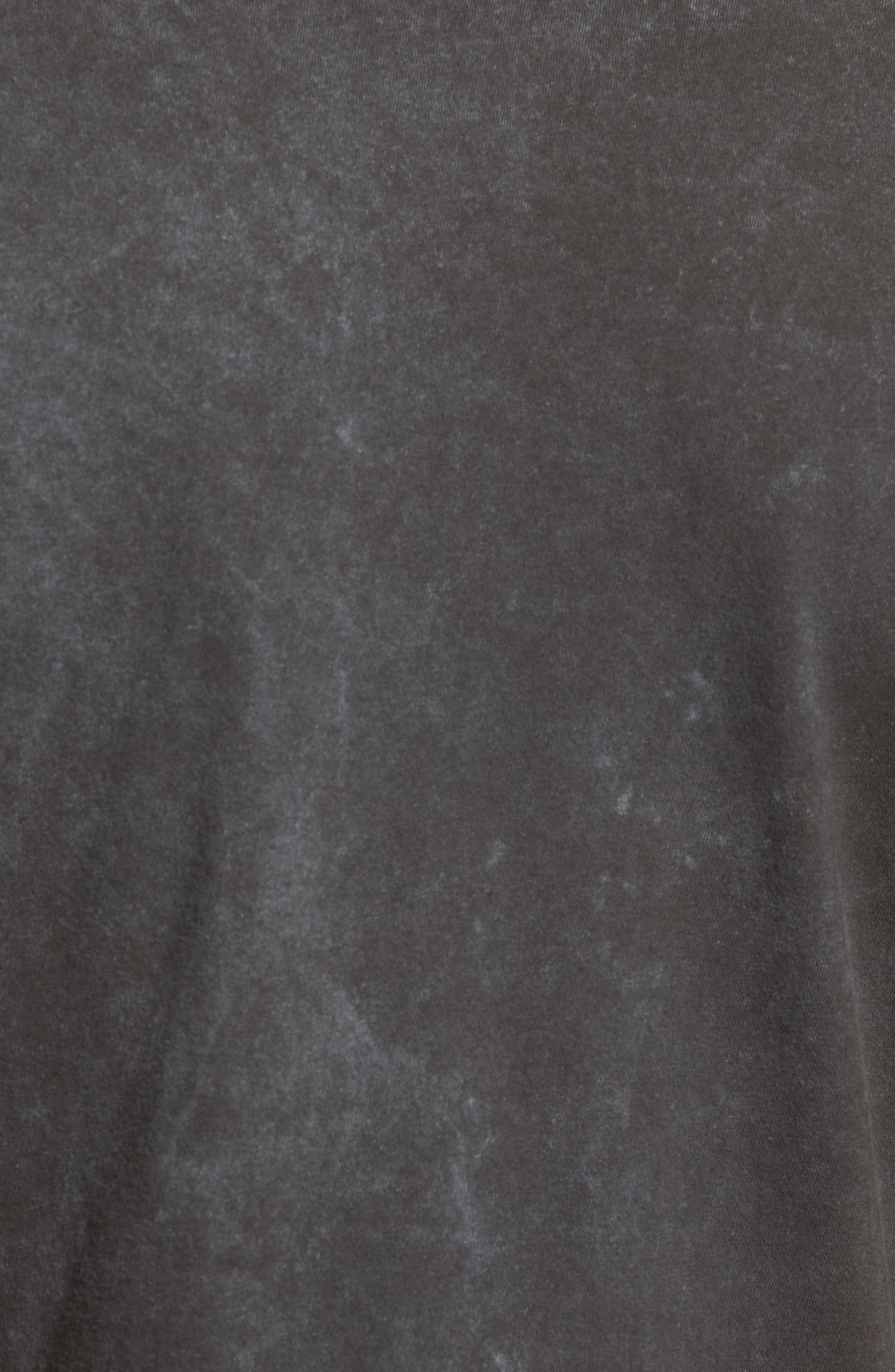 Big Deal T-Shirt,                             Alternate thumbnail 5, color,                             Pirate Black
