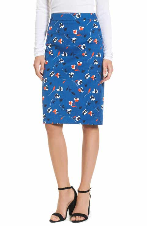 Boden Martha Floral Pencil Skirt Compare Price