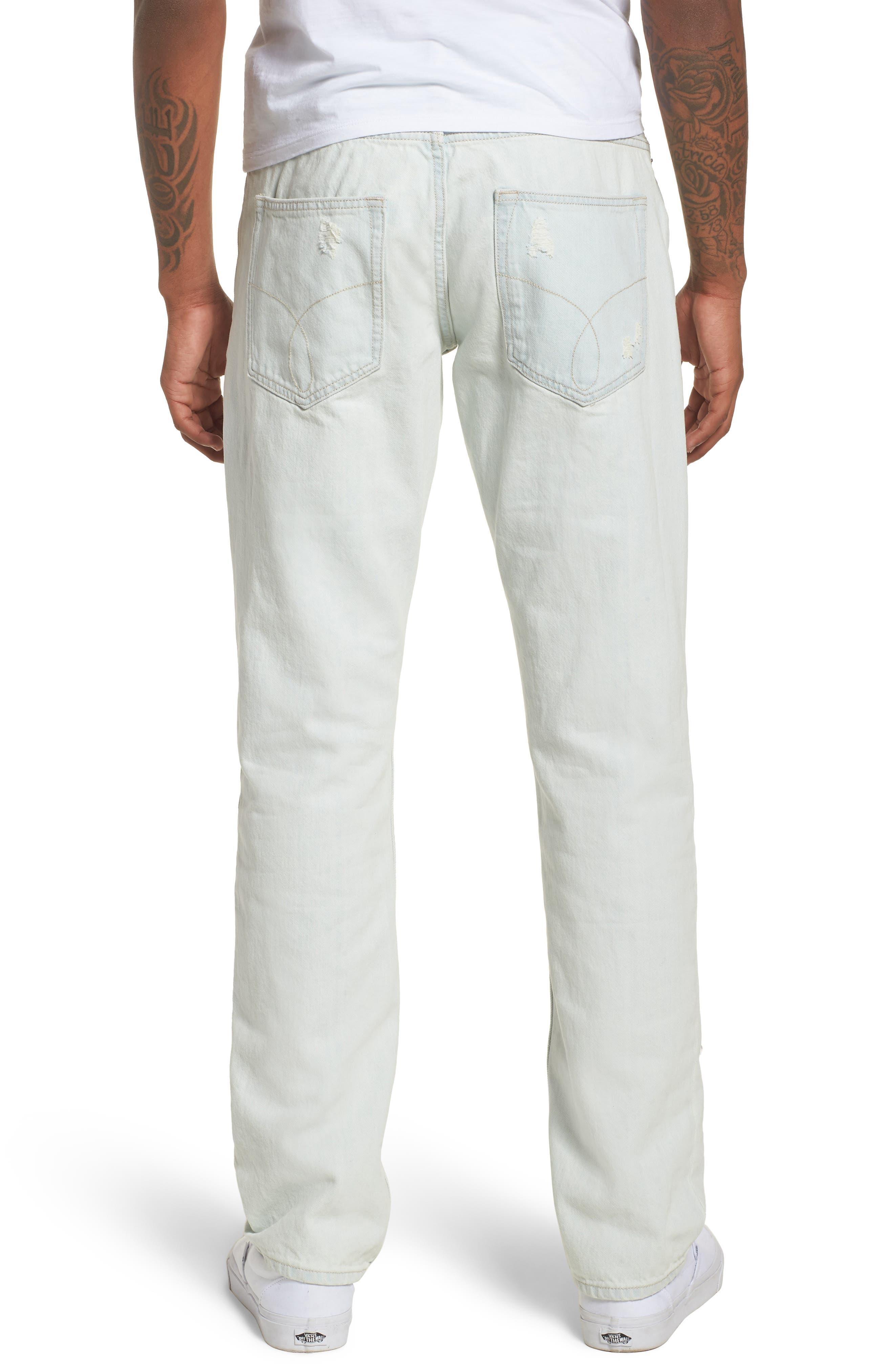 Slim Jeans,                             Alternate thumbnail 2, color,                             Favor Blue