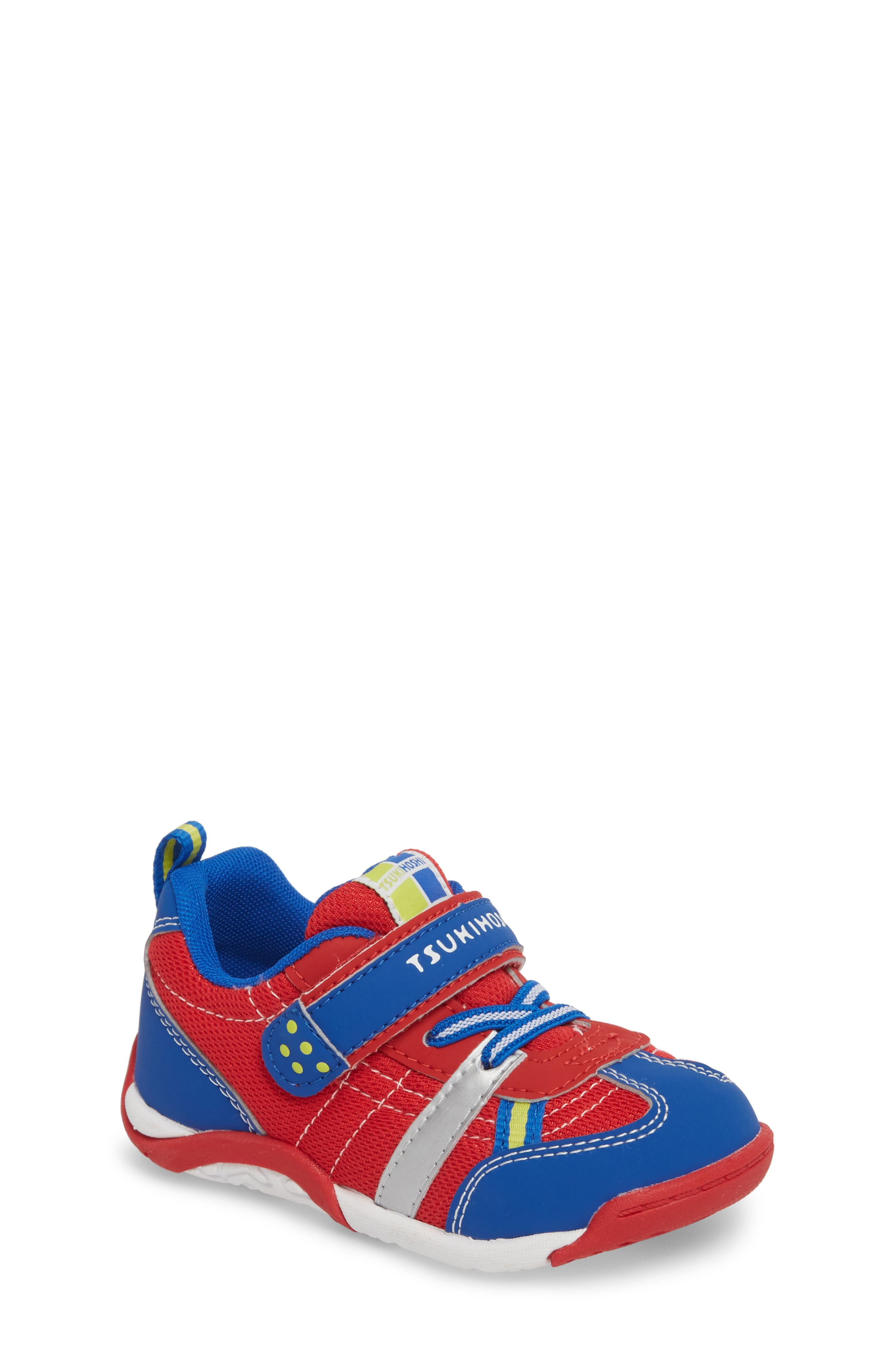 Tsukihoshi Kaz Washable Sneaker (Toddler, Walker & Little Kid)