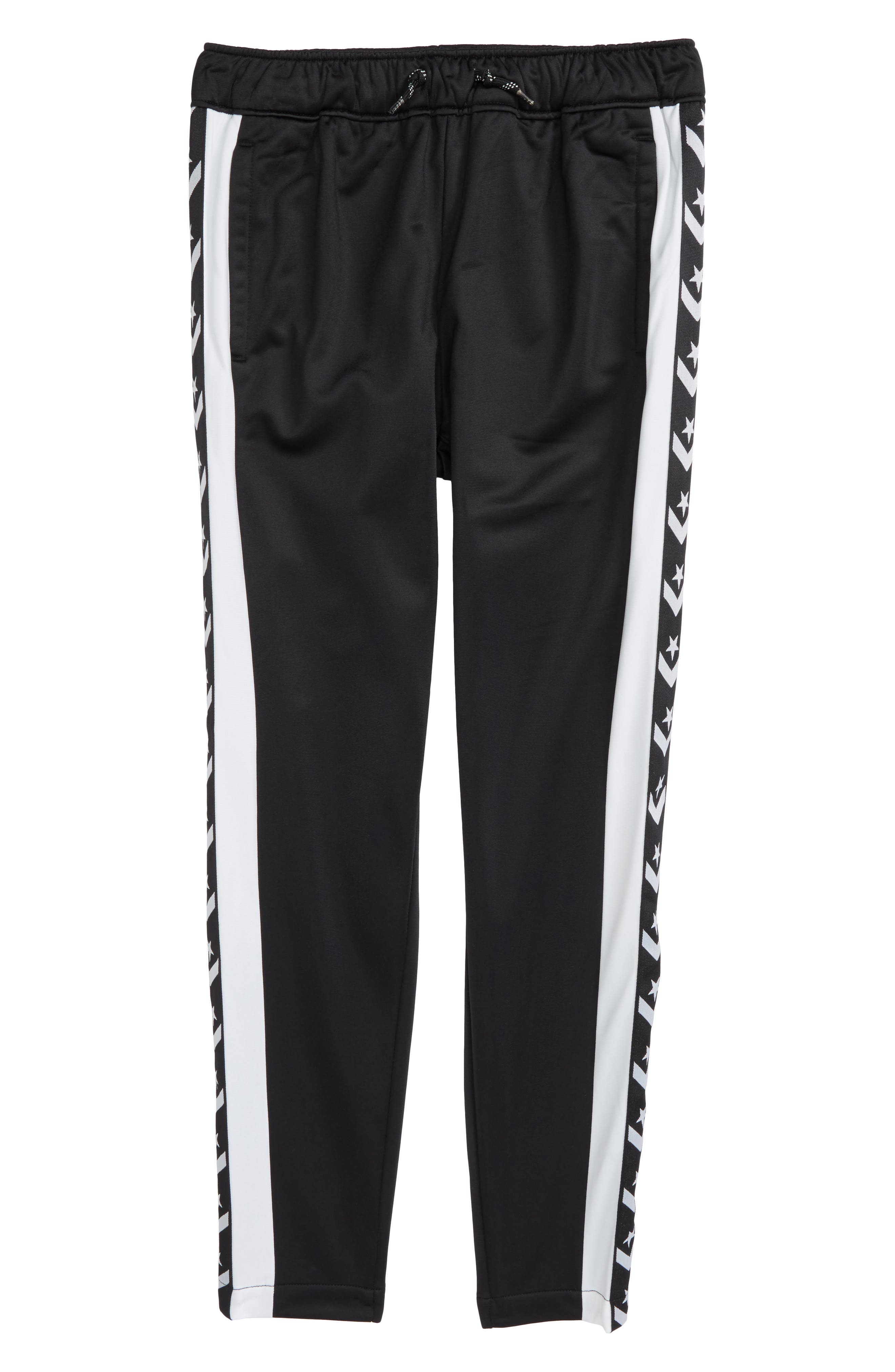 Converse Heritage Snap Leg Warm-Up Pants (Big Boys)