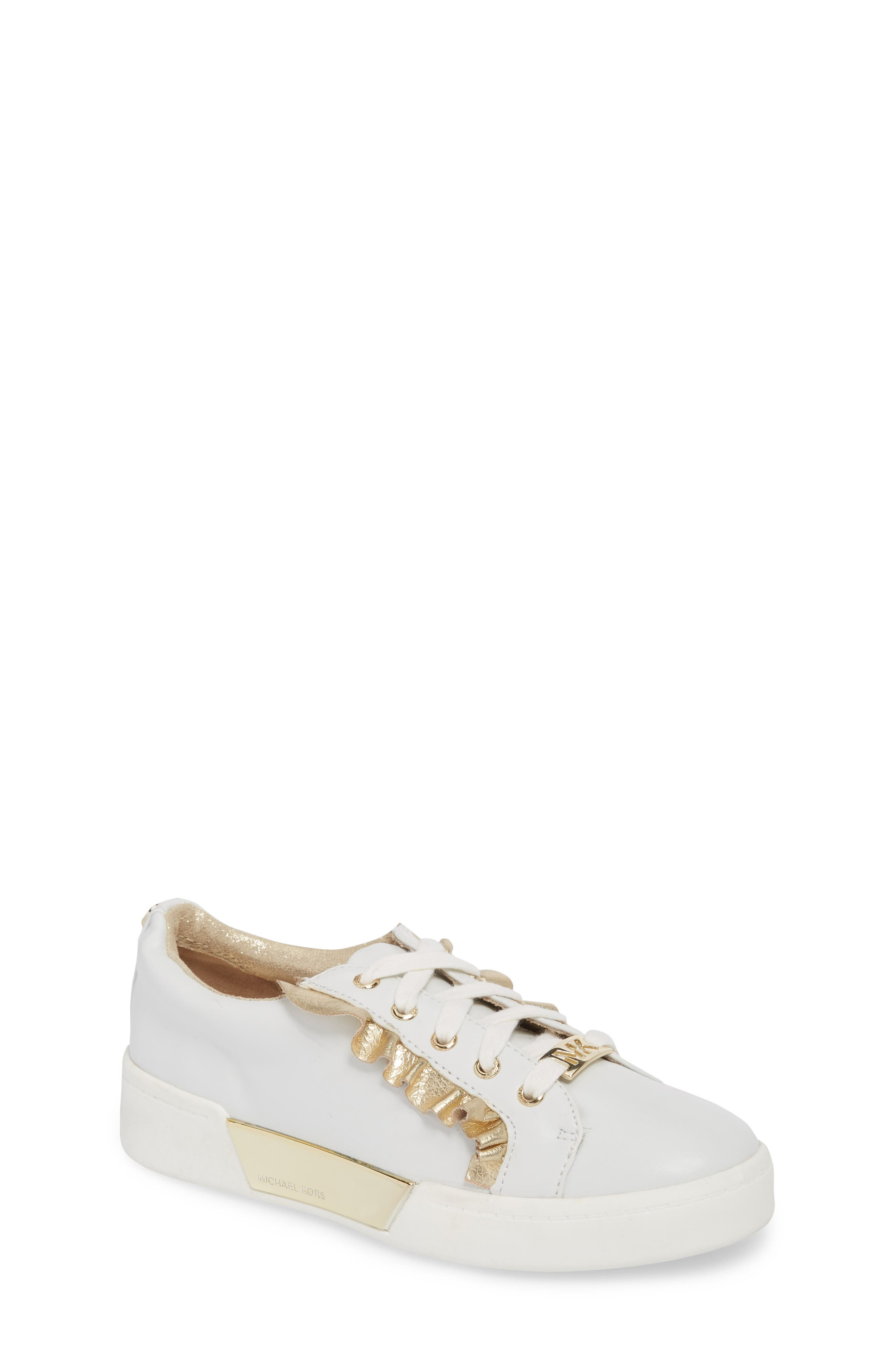 Guard Rail Sneaker,                             Main thumbnail 1, color,                             White