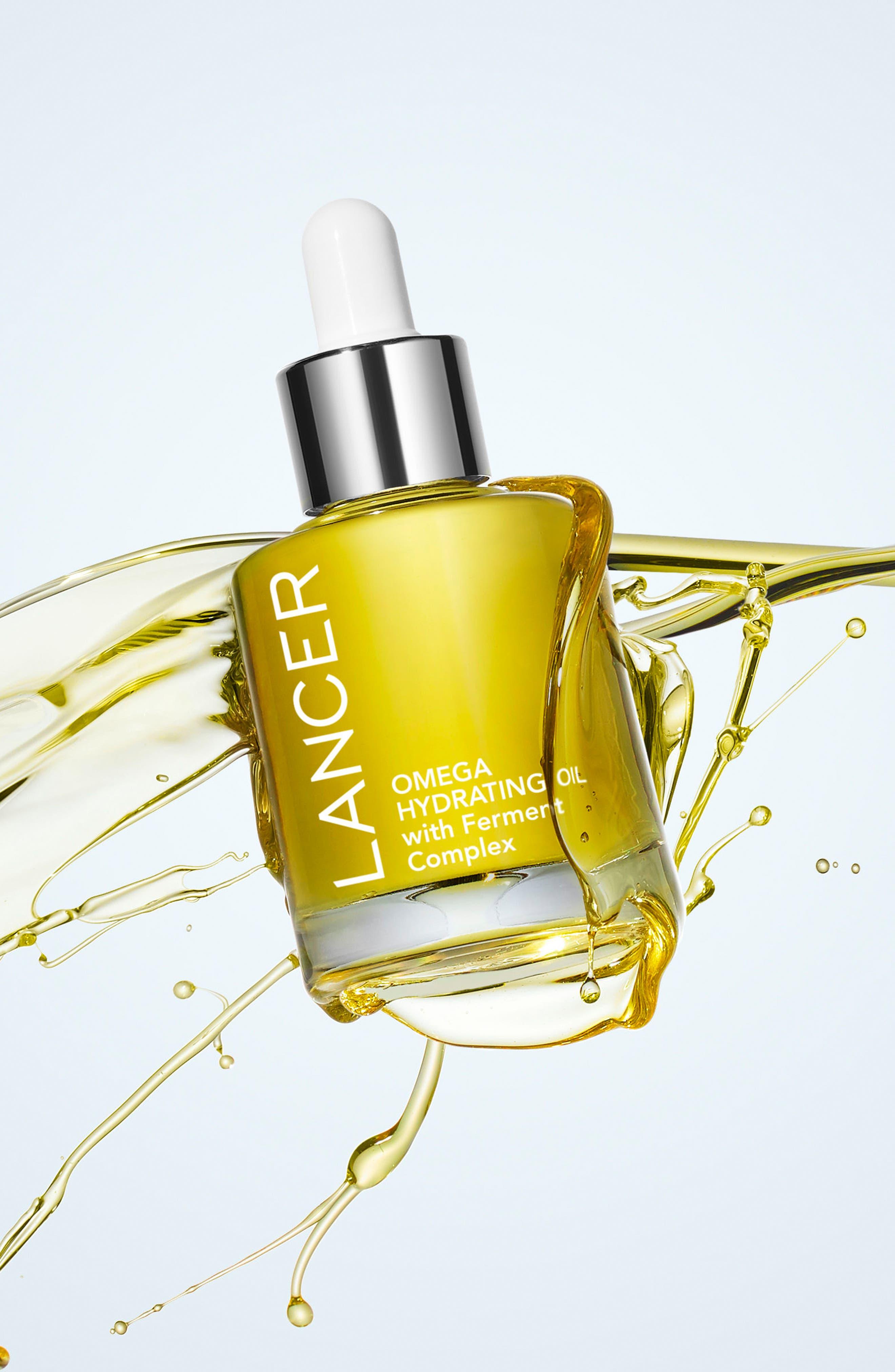 Alternate Image 2  - LANCER Skincare Omega Hydrating Oil