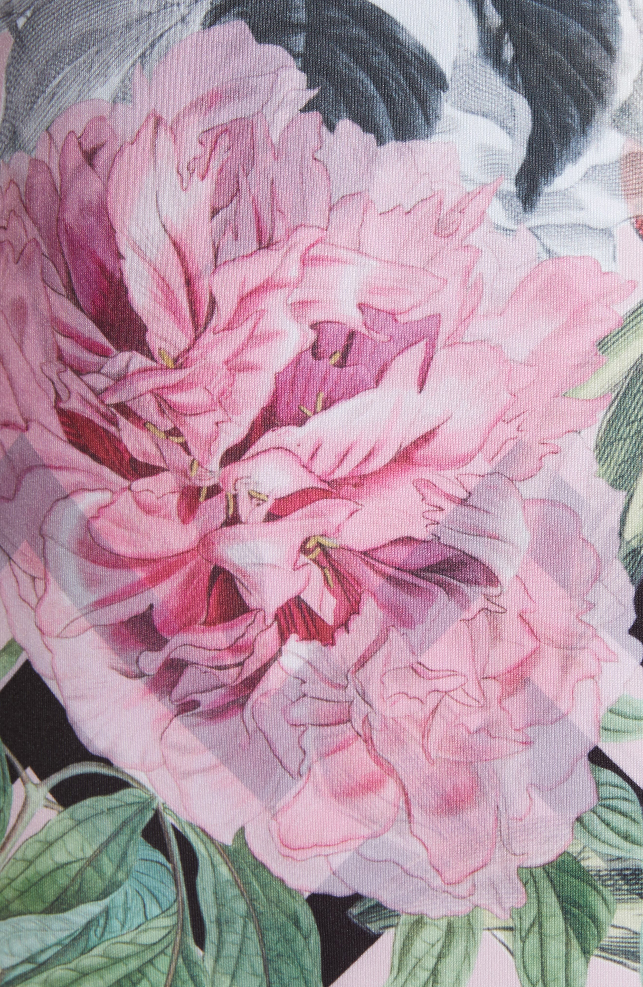 Soella Pencil Skirt,                             Alternate thumbnail 5, color,                             Pale Pink