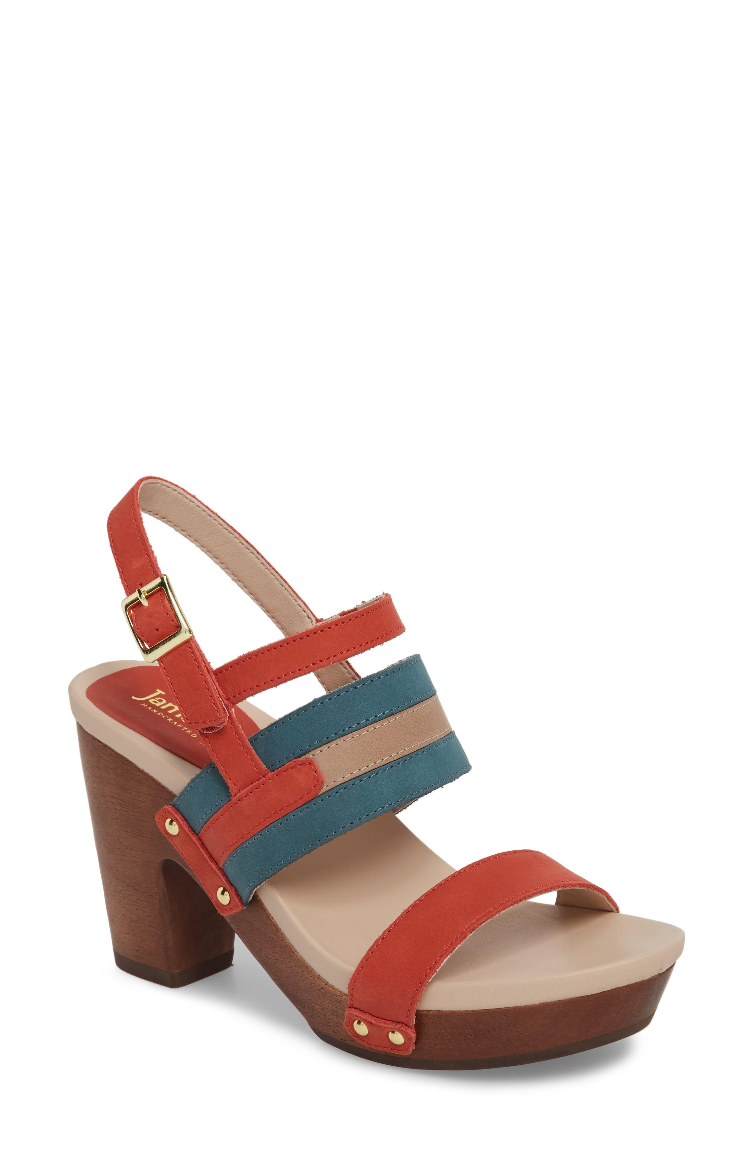 Jambu Viola Platform Sandal (Women)