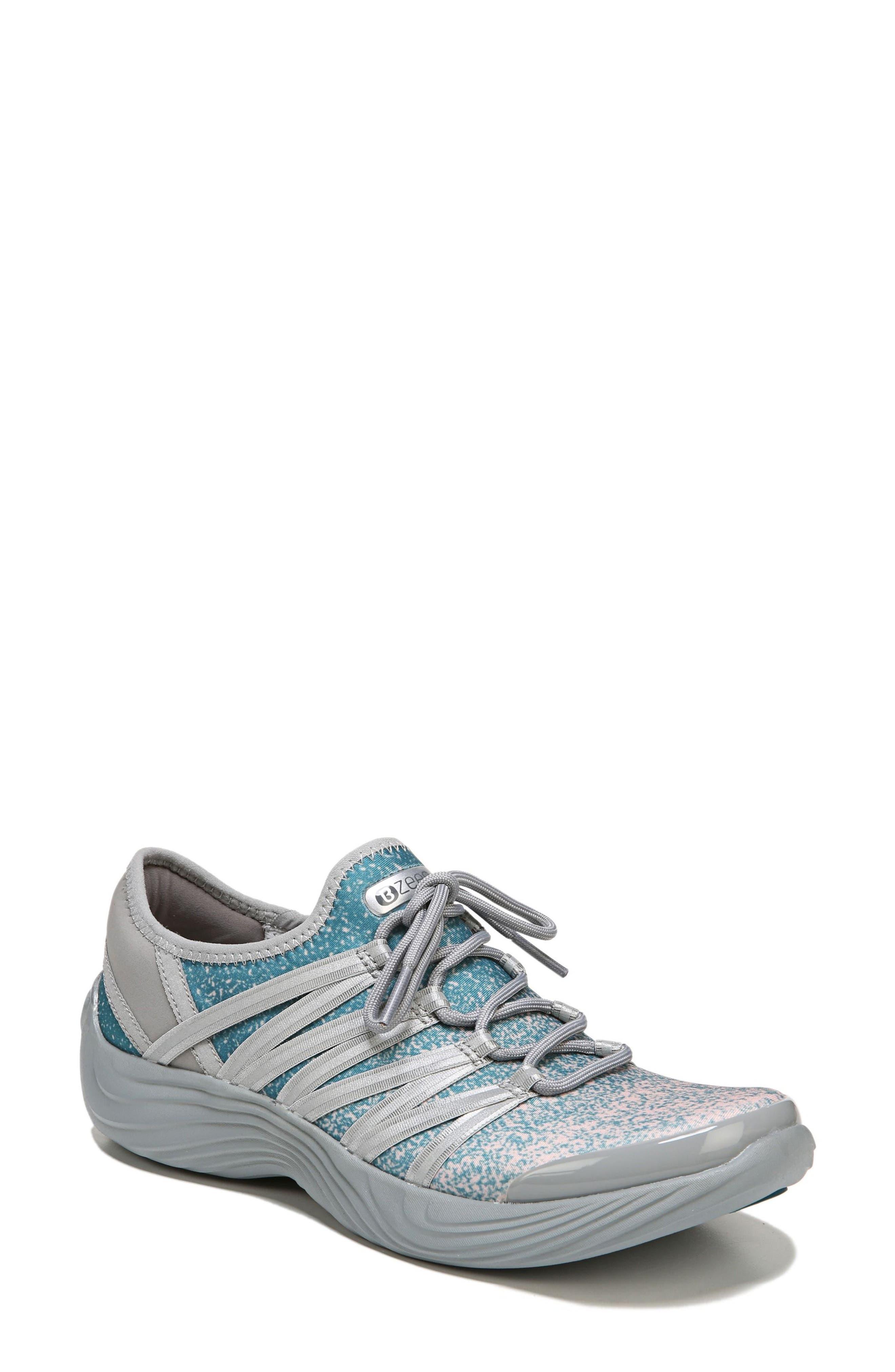 Tender Sneaker,                             Main thumbnail 1, color,                             Pink Fabric