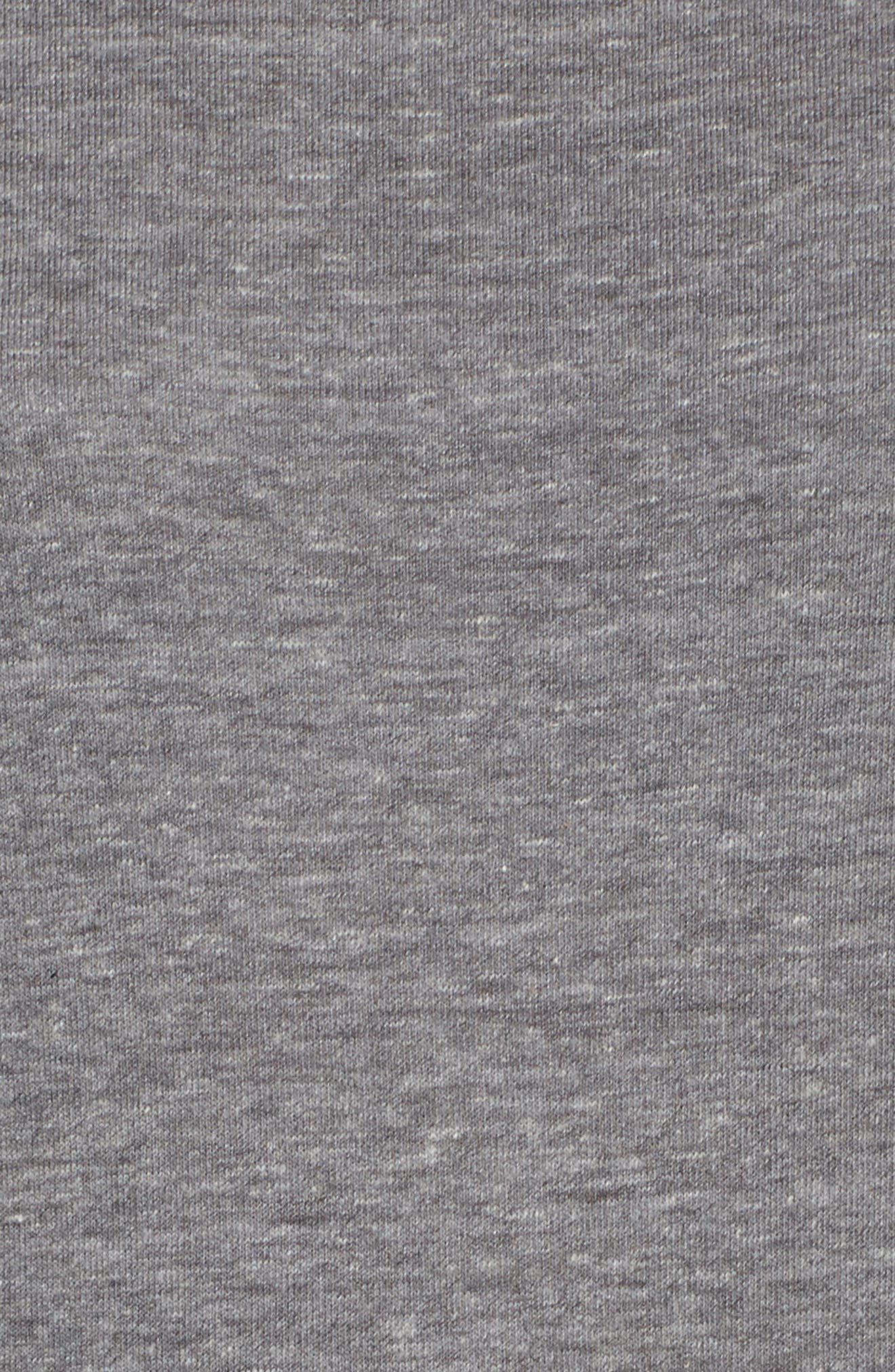 Ideal Tee,                             Alternate thumbnail 6, color,                             Eco Grey