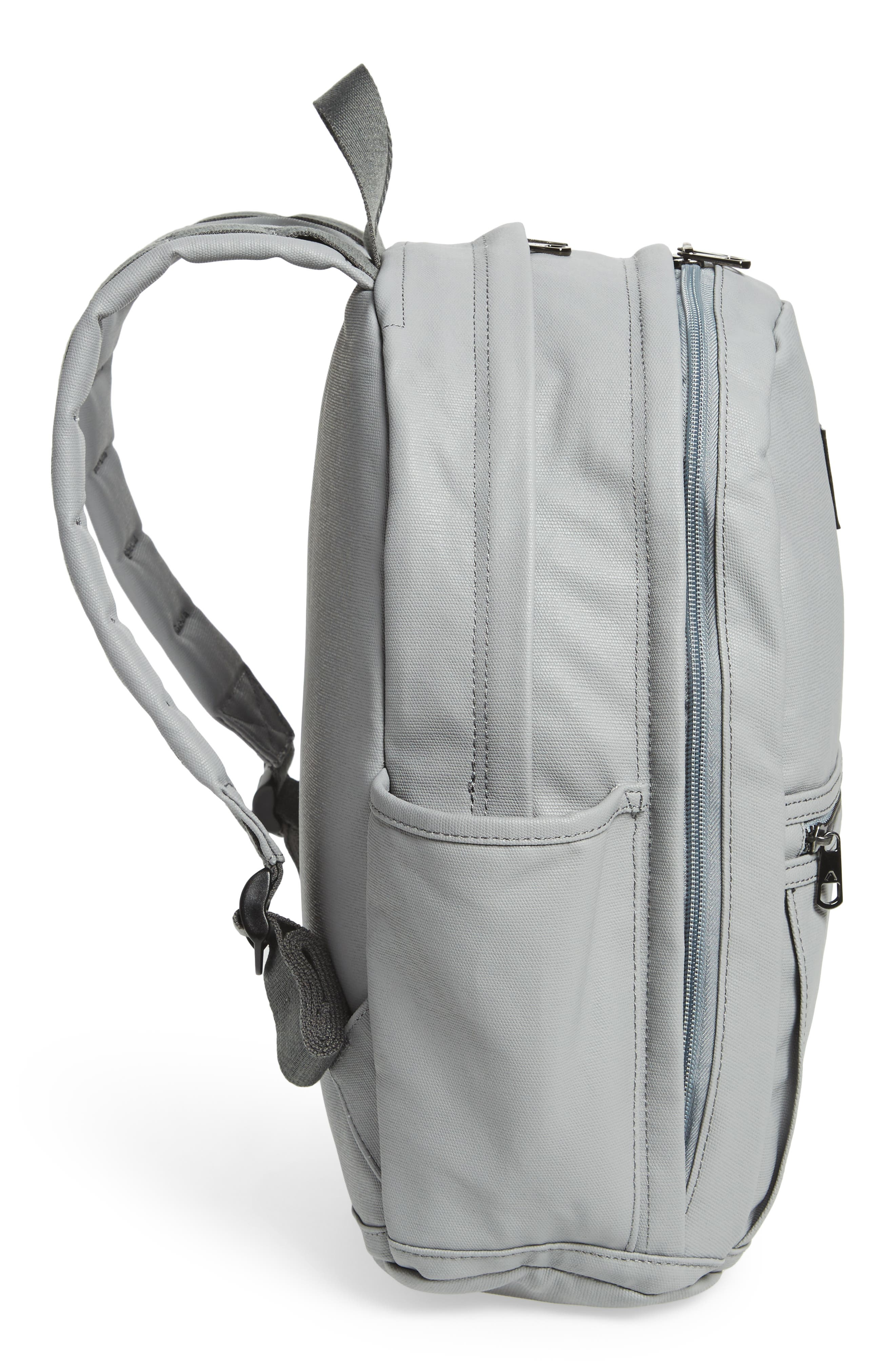 Greenpoint Kent Backpack,                             Alternate thumbnail 4, color,                             Frost Grey
