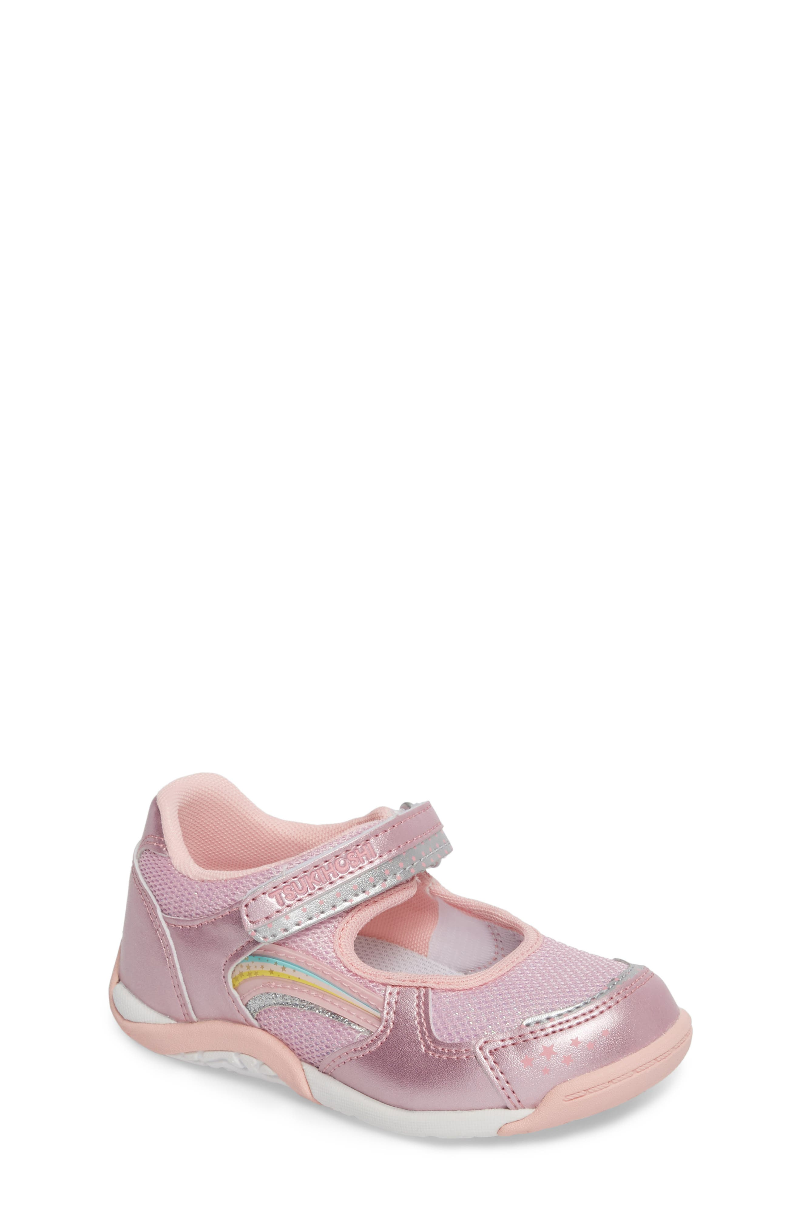 Twinkle Washable Sneaker,                             Main thumbnail 1, color,                             Rose/ Pink