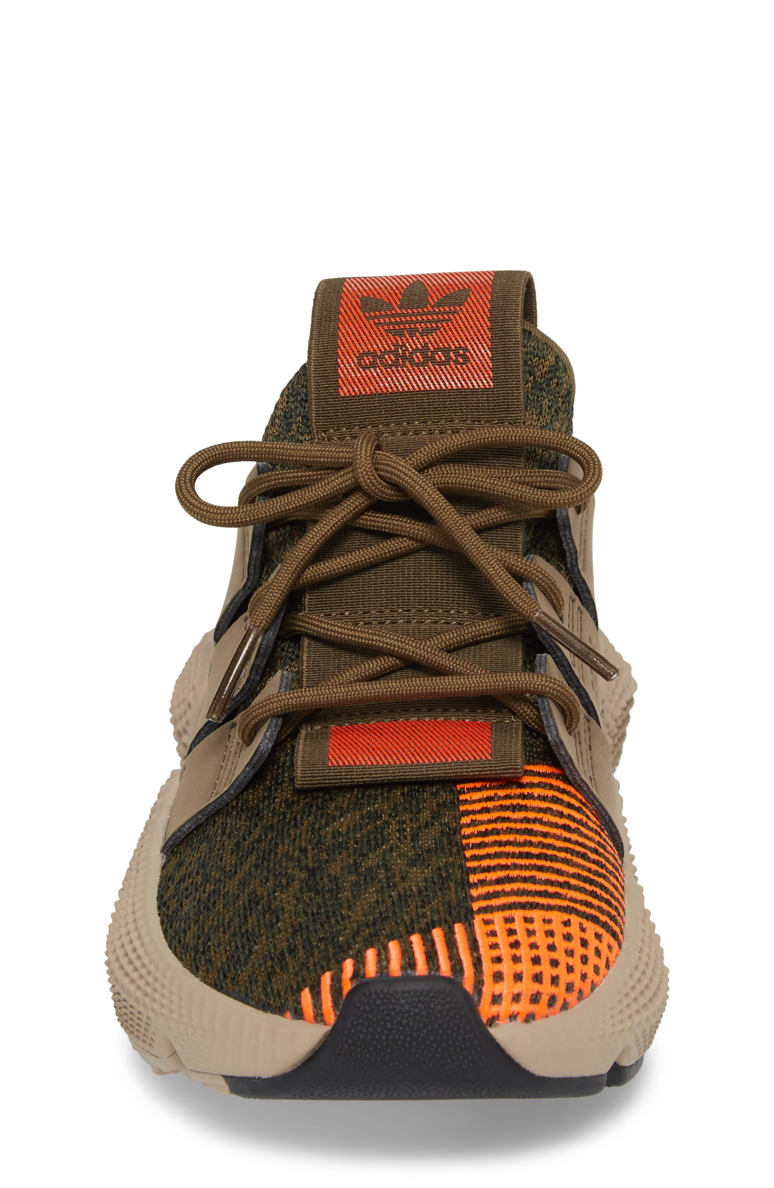 Prophere Sneaker,                             Alternate thumbnail 4, color,                             Trace Olive / Trace Khaki