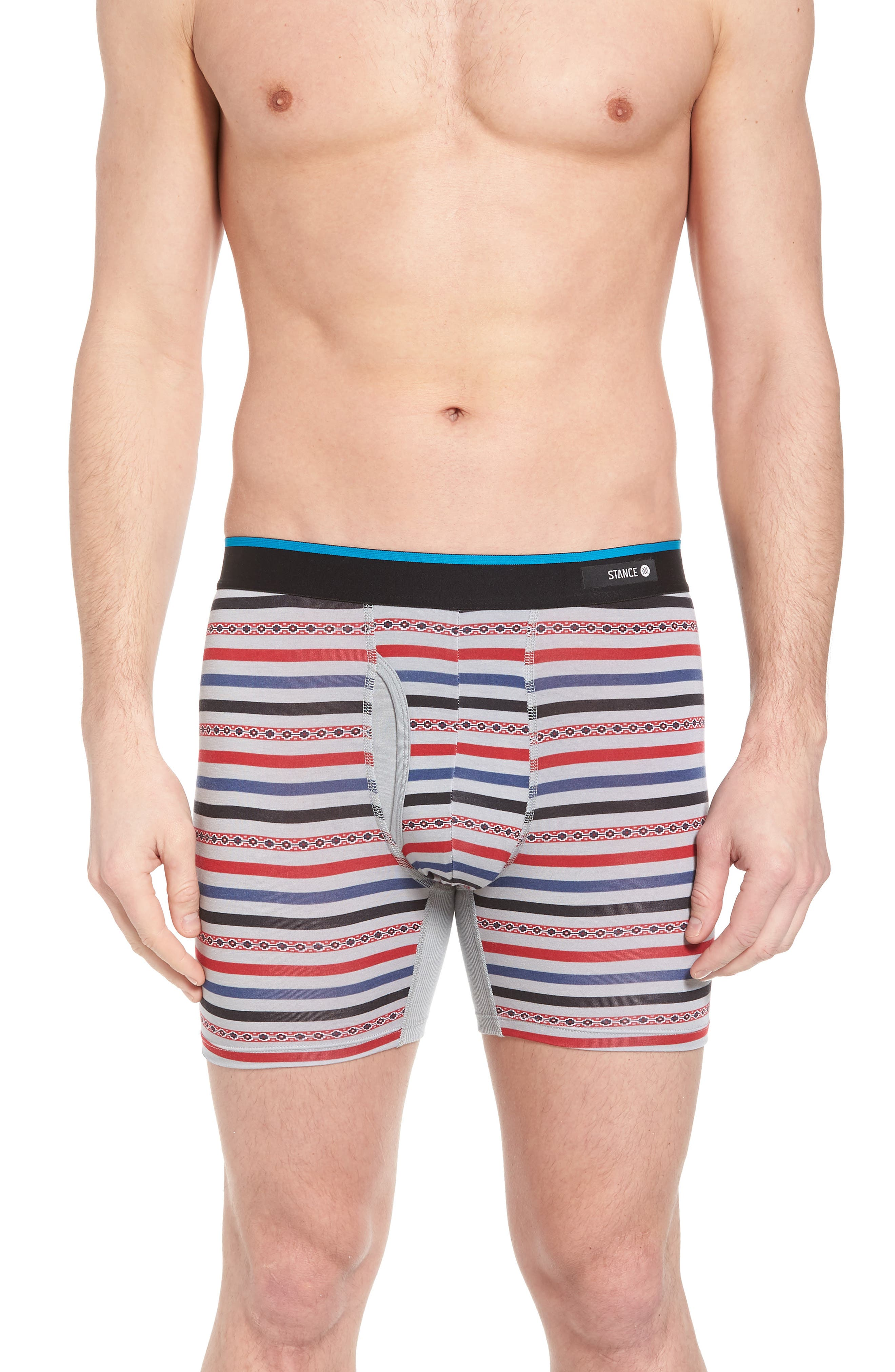 Rhythm Boxer Briefs,                         Main,                         color, Grey