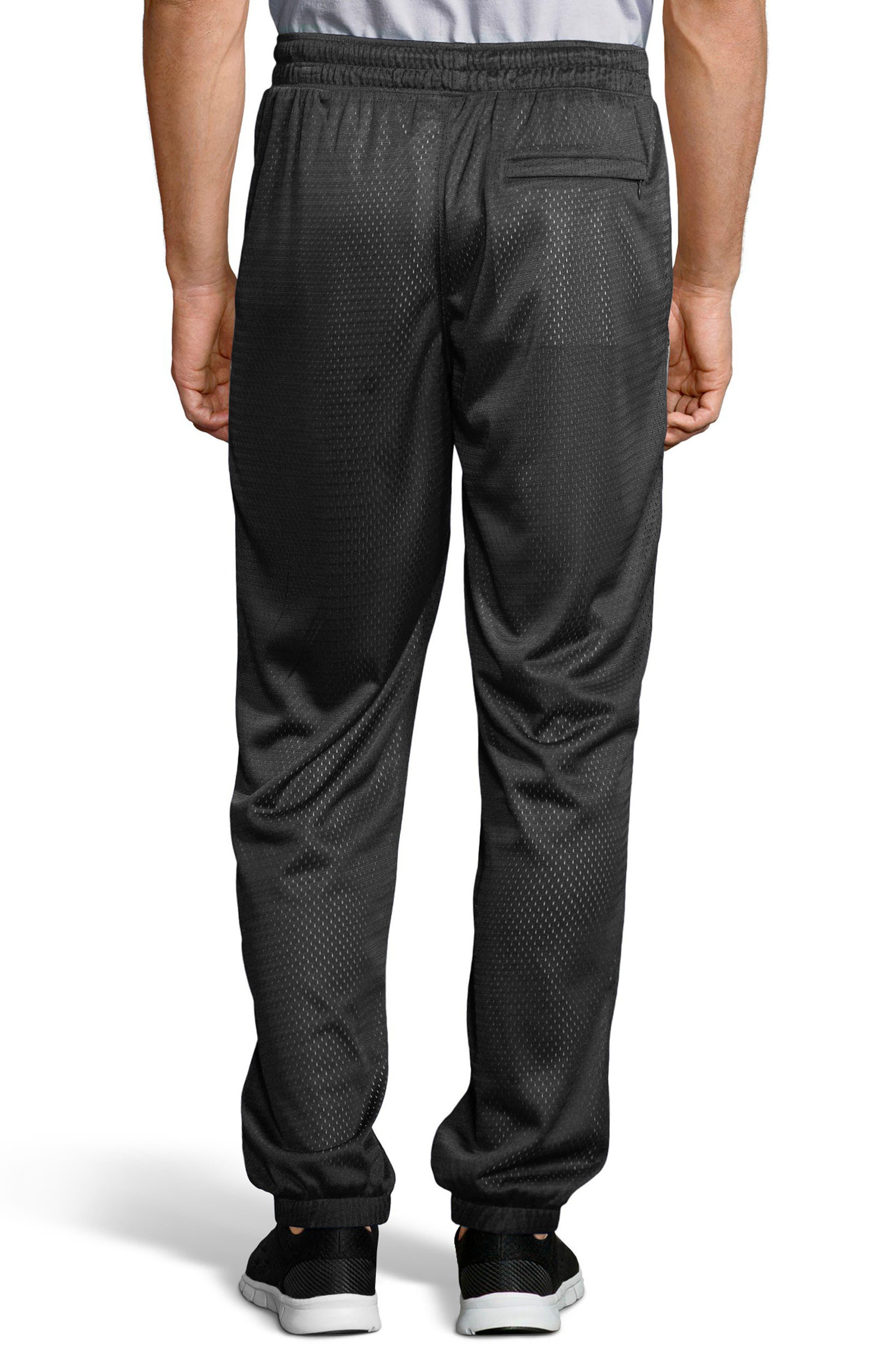 Mesh Pants,                             Alternate thumbnail 2, color,                             Black