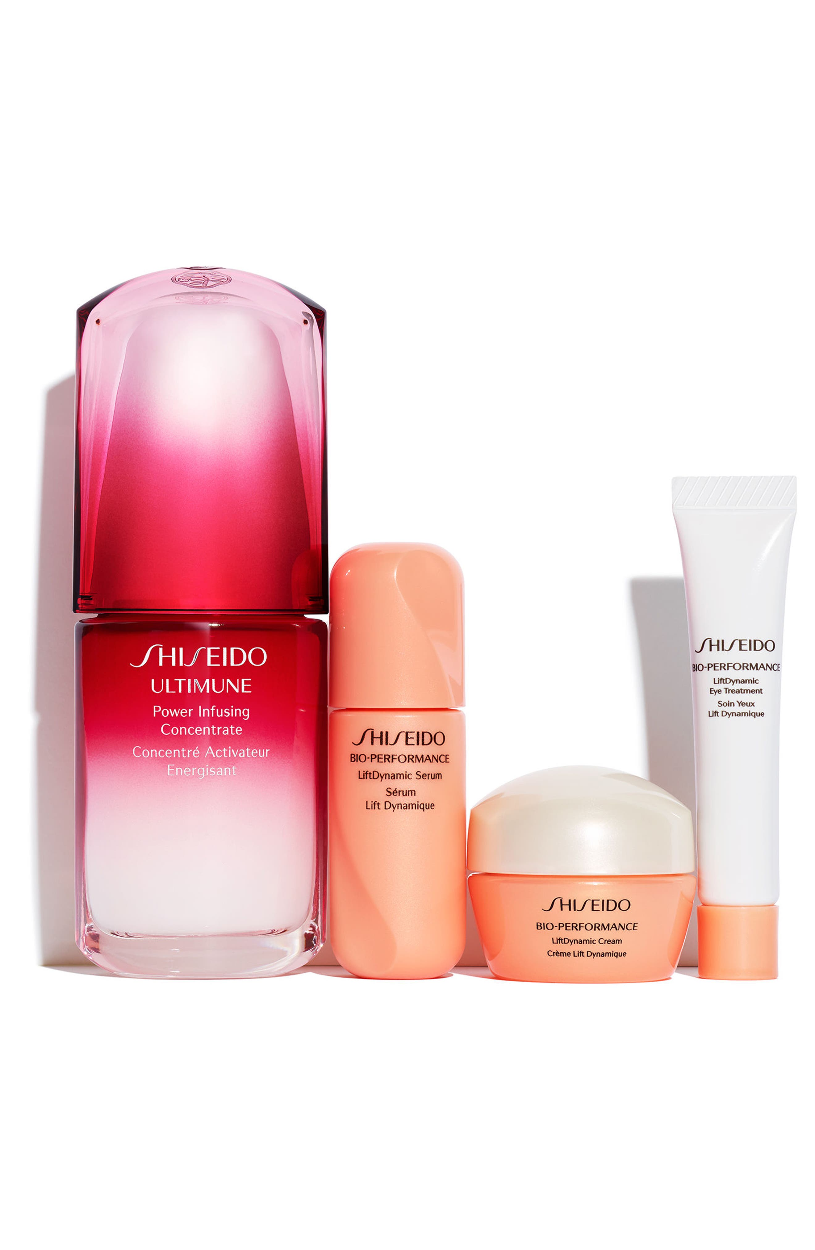 Shiseido The Ultimate Lifting Routine Set ($135 Value)