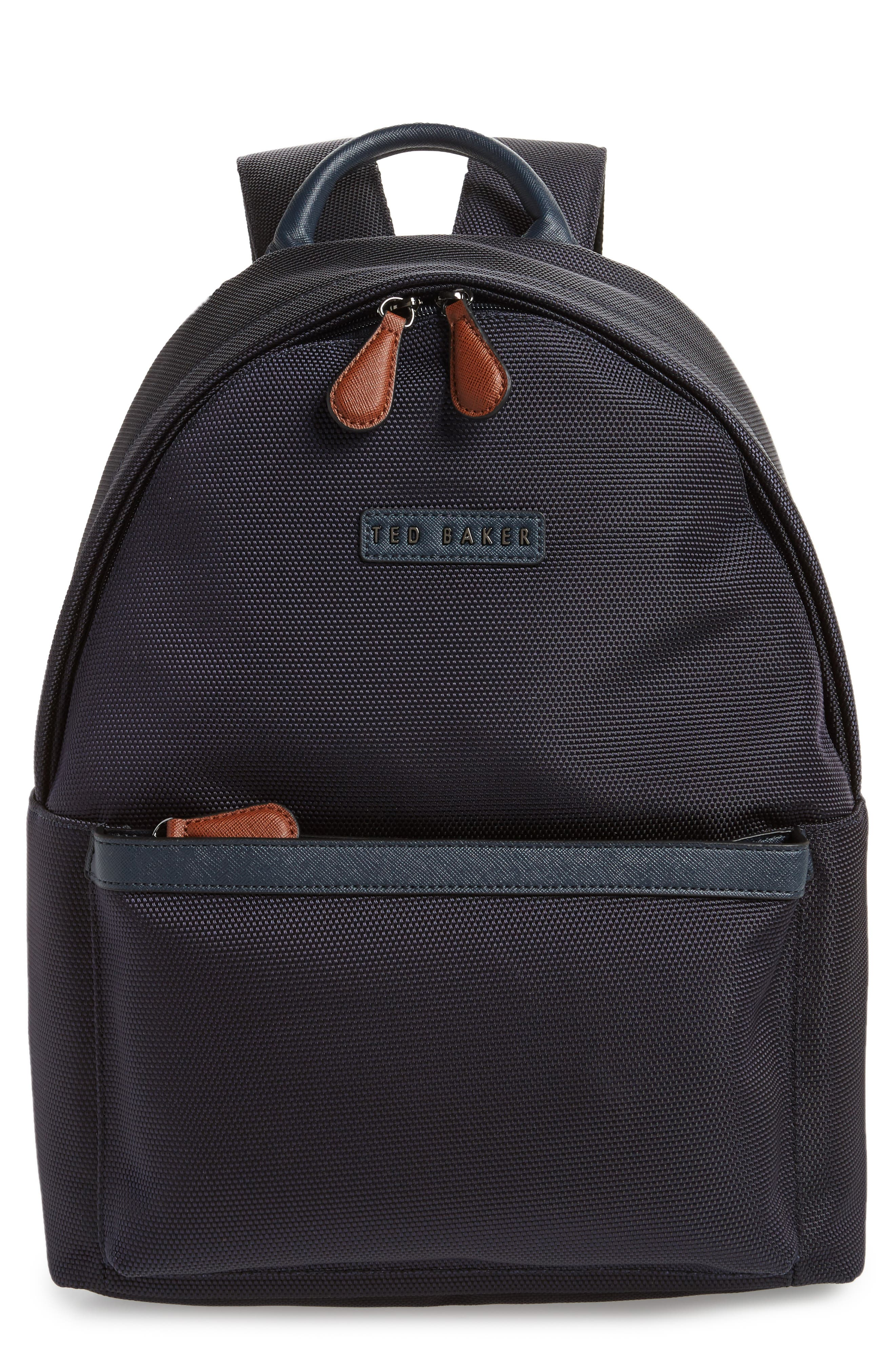 Brakes Backpack,                         Main,                         color, Navy