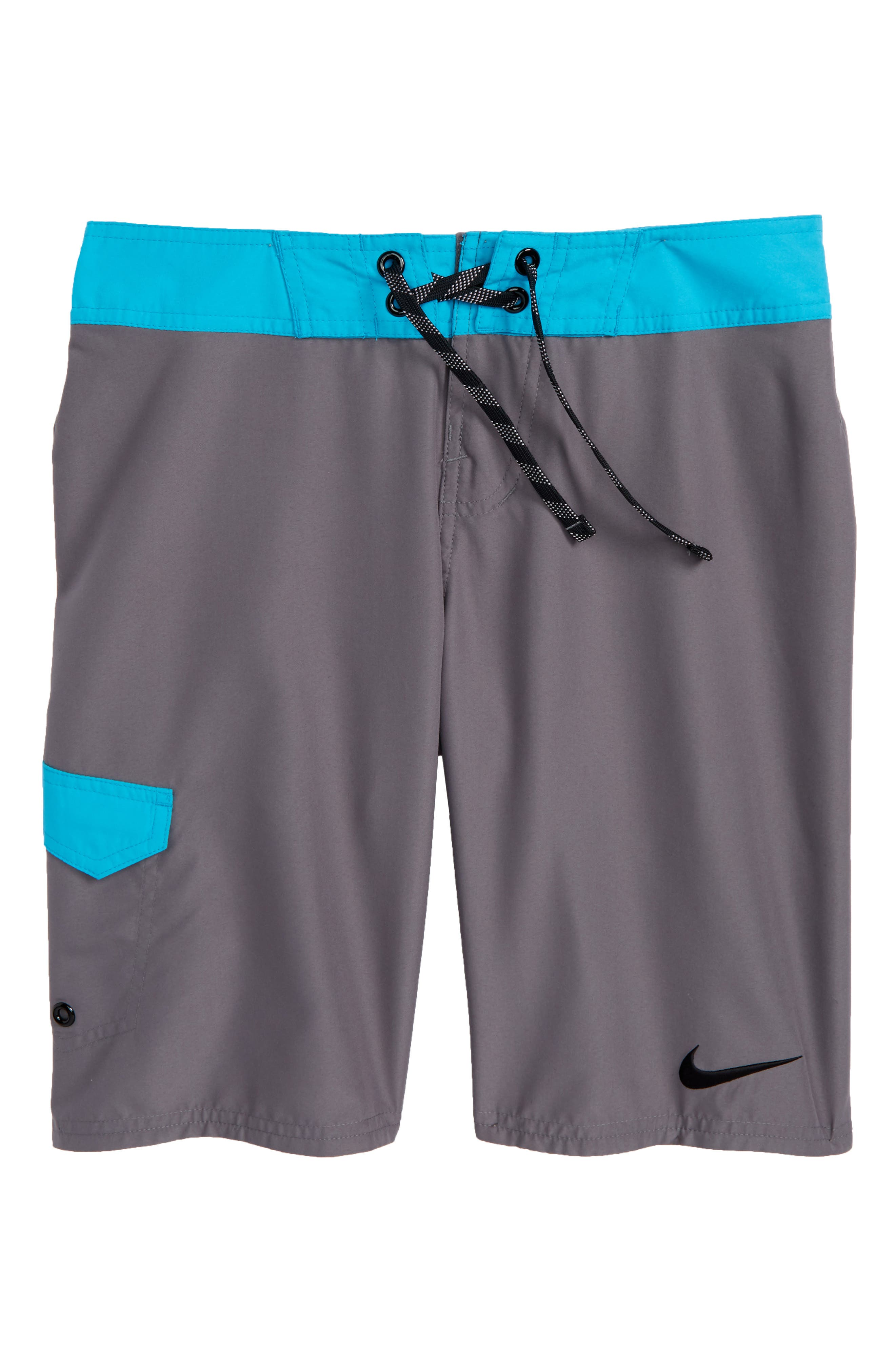 Drift Board Shorts,                         Main,                         color, Gunsmoke