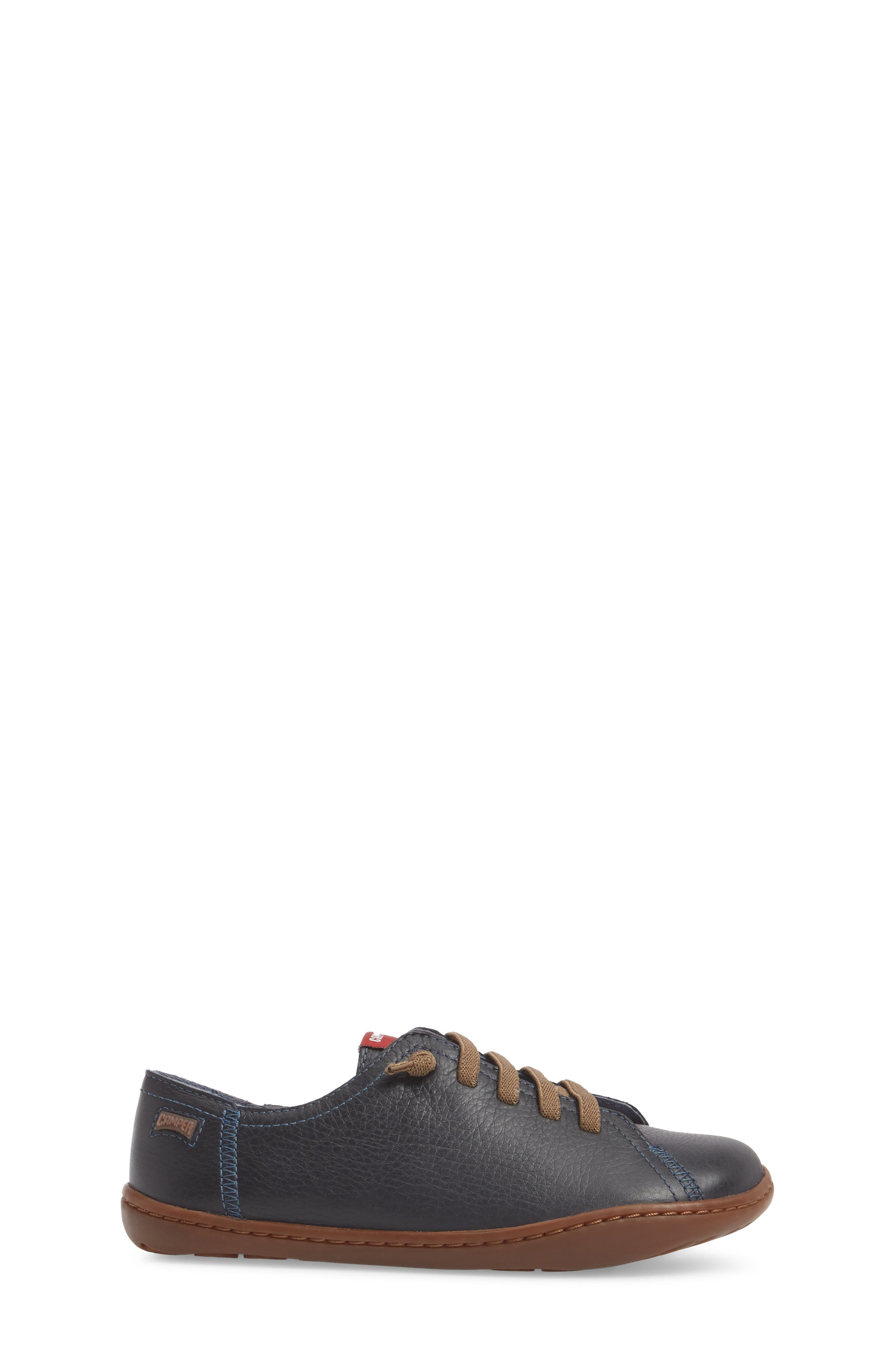 Peu Cami Sneaker,                             Alternate thumbnail 3, color,                             Blue
