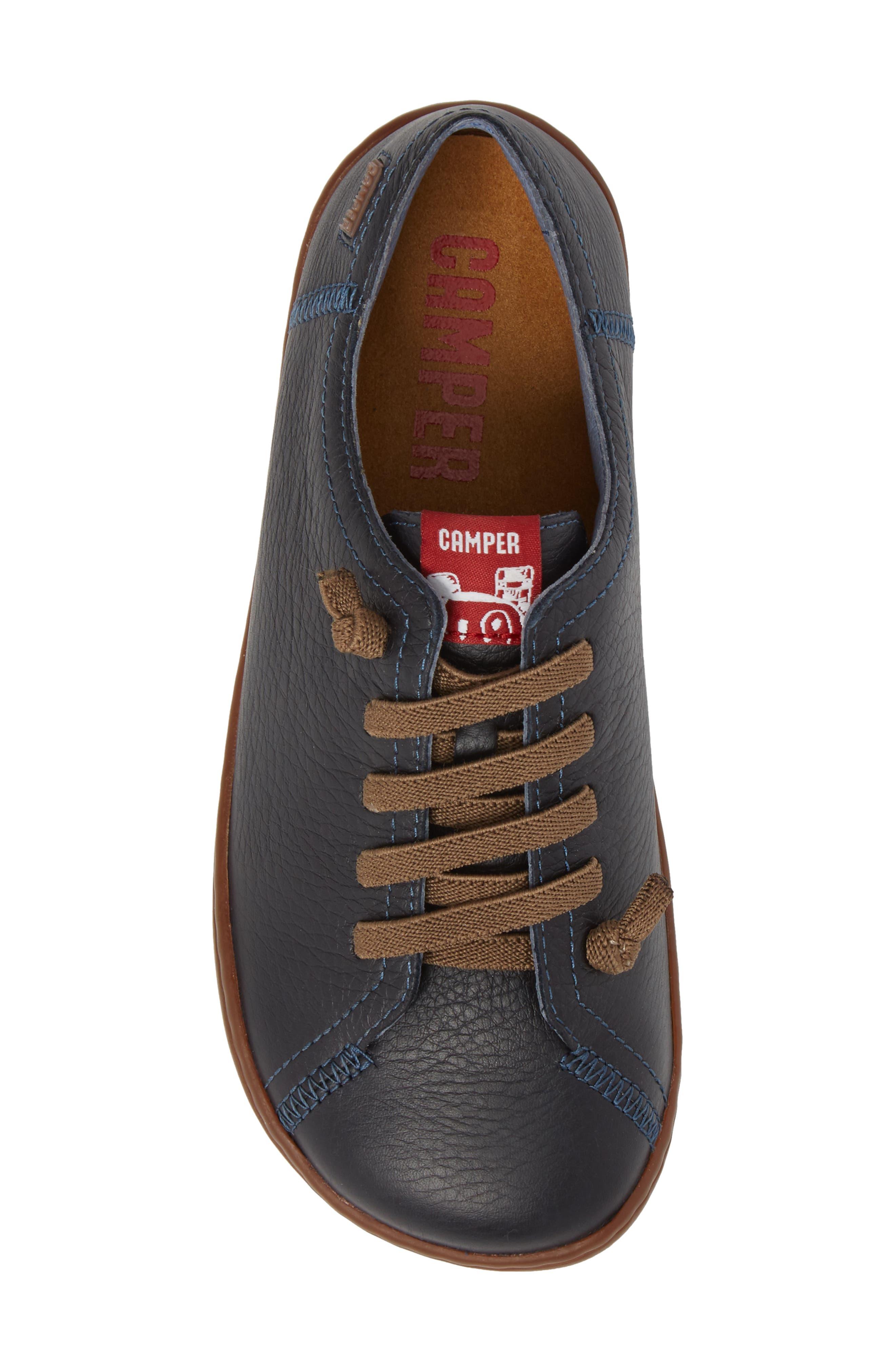 Peu Cami Sneaker,                             Alternate thumbnail 5, color,                             Blue