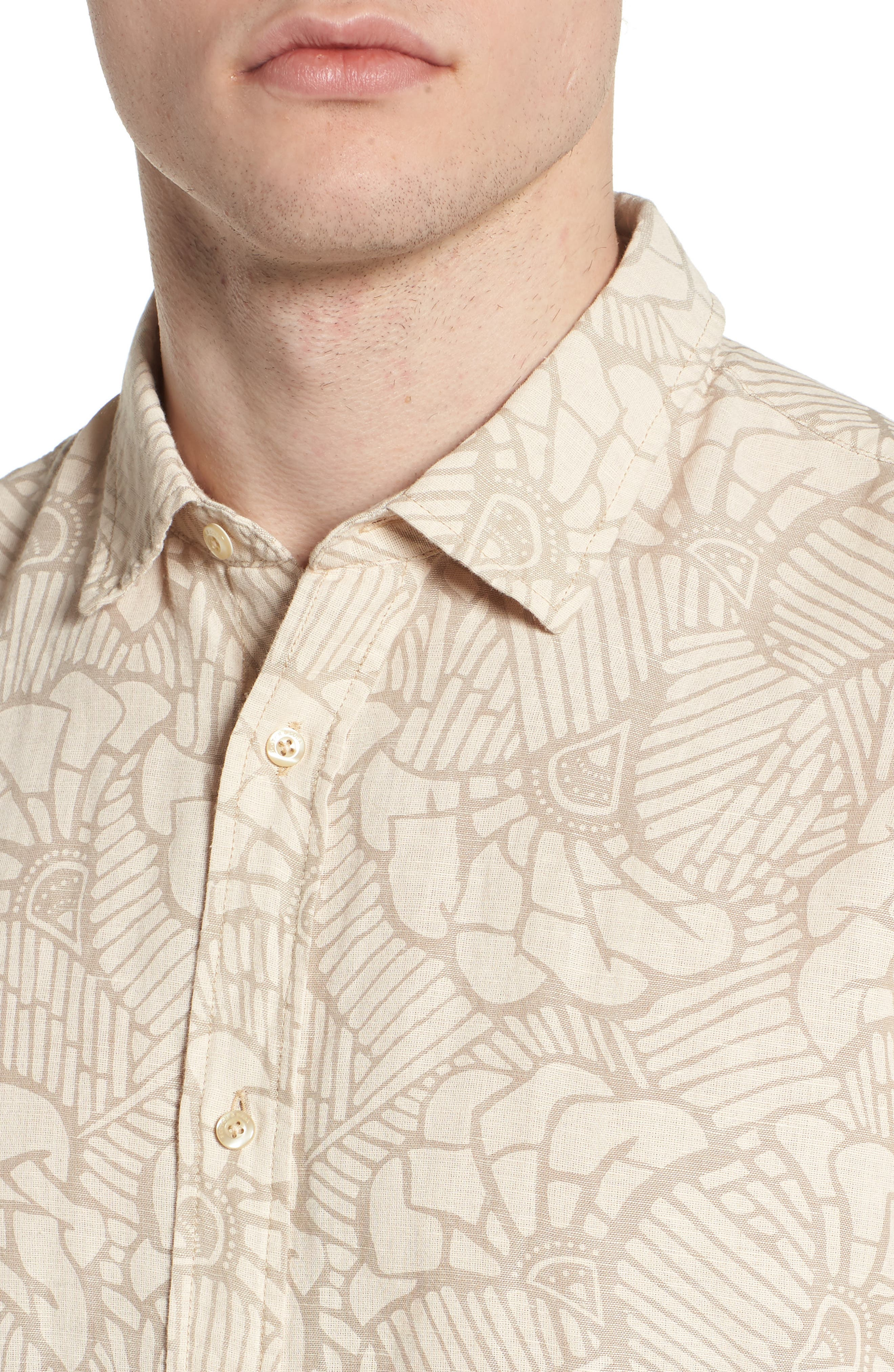 Relaxed Fit Sport Shirt,                             Alternate thumbnail 2, color,                             Combo B