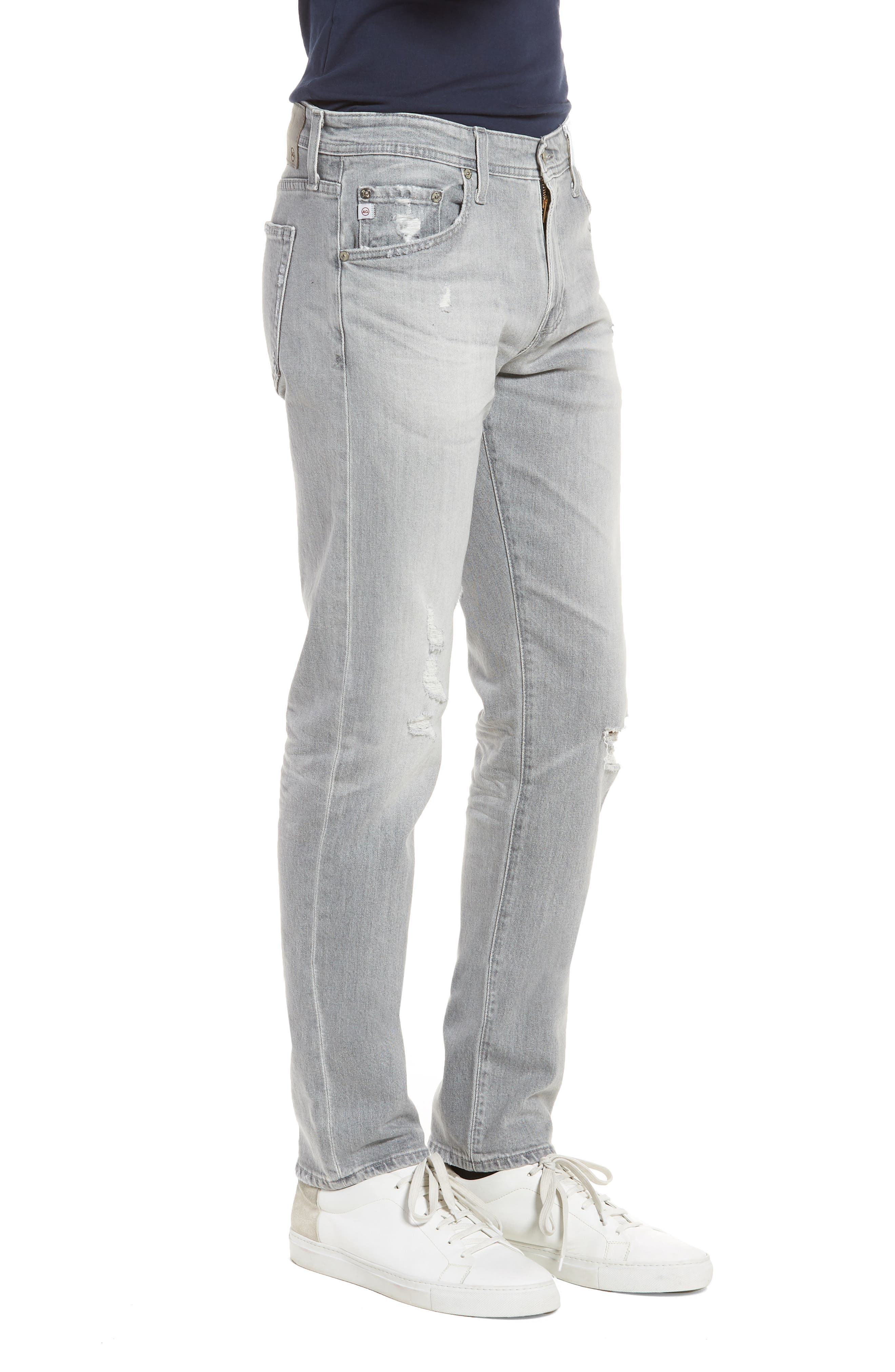 Tellis Slim Fit Jeans,                             Alternate thumbnail 3, color,                             21 Years Sketch