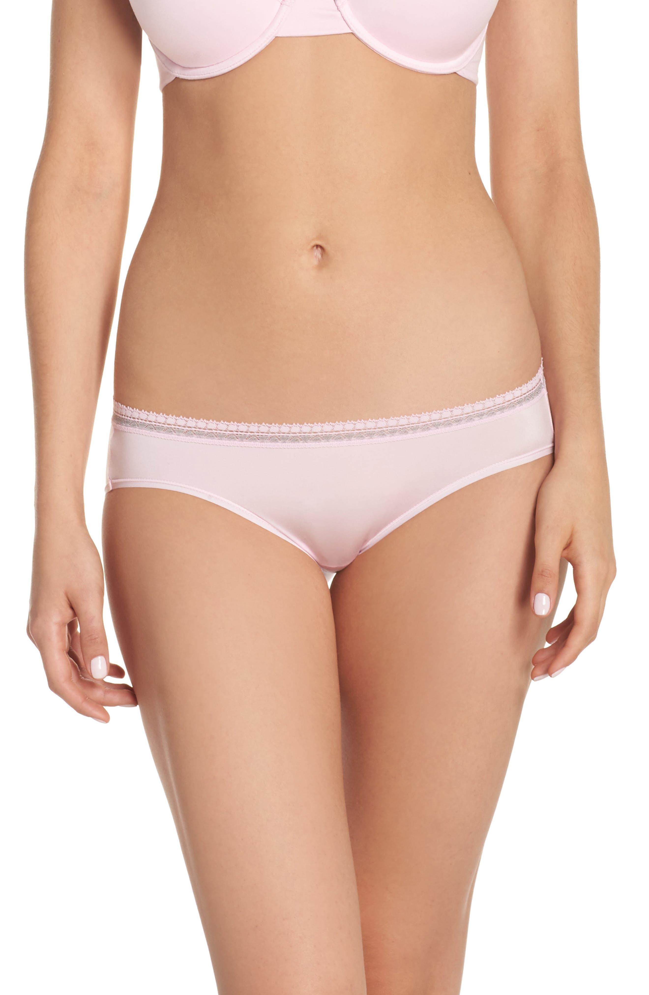 Bikini,                             Main thumbnail 1, color,                             Pink Lady
