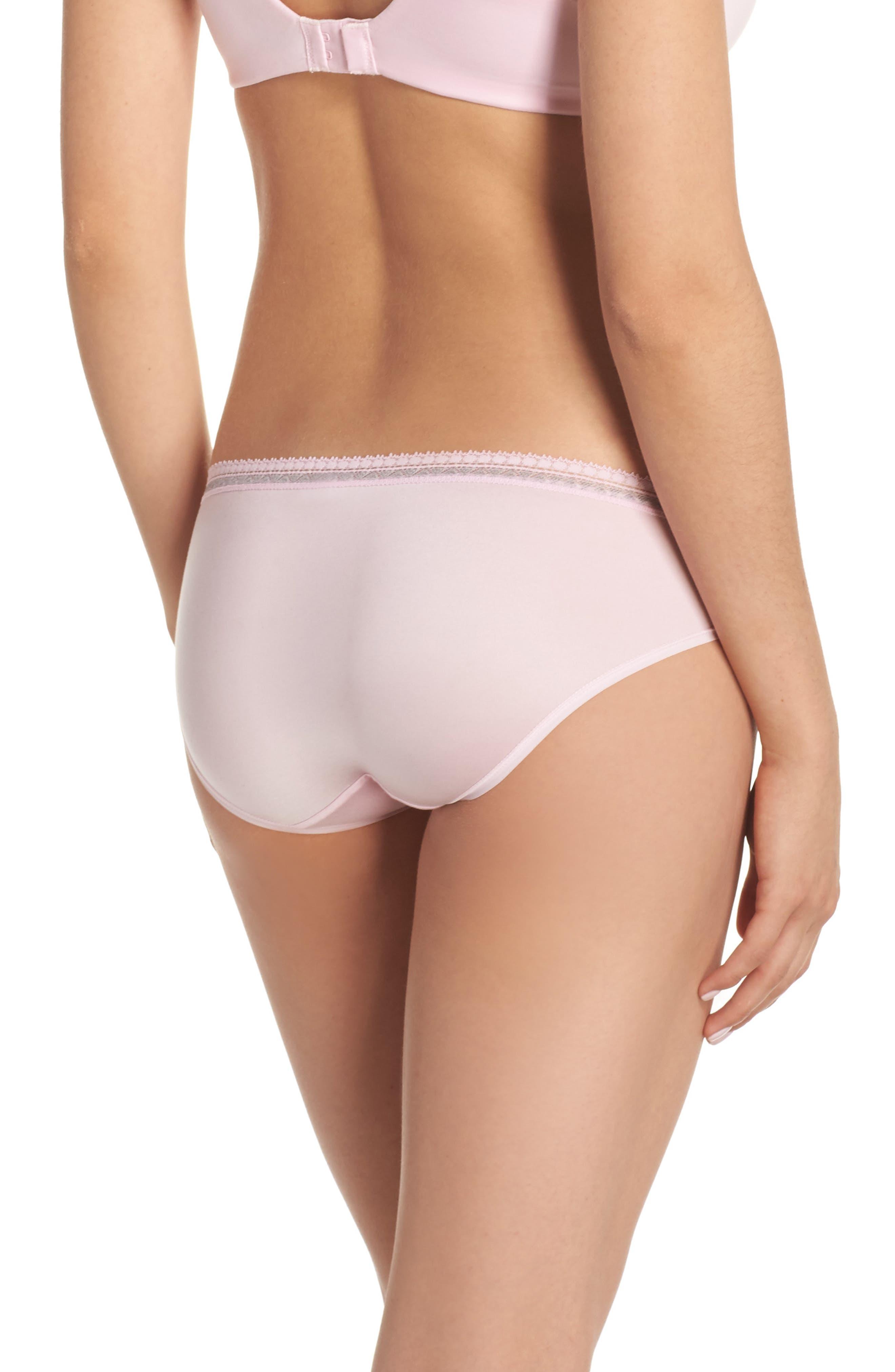 Bikini,                             Alternate thumbnail 2, color,                             Pink Lady