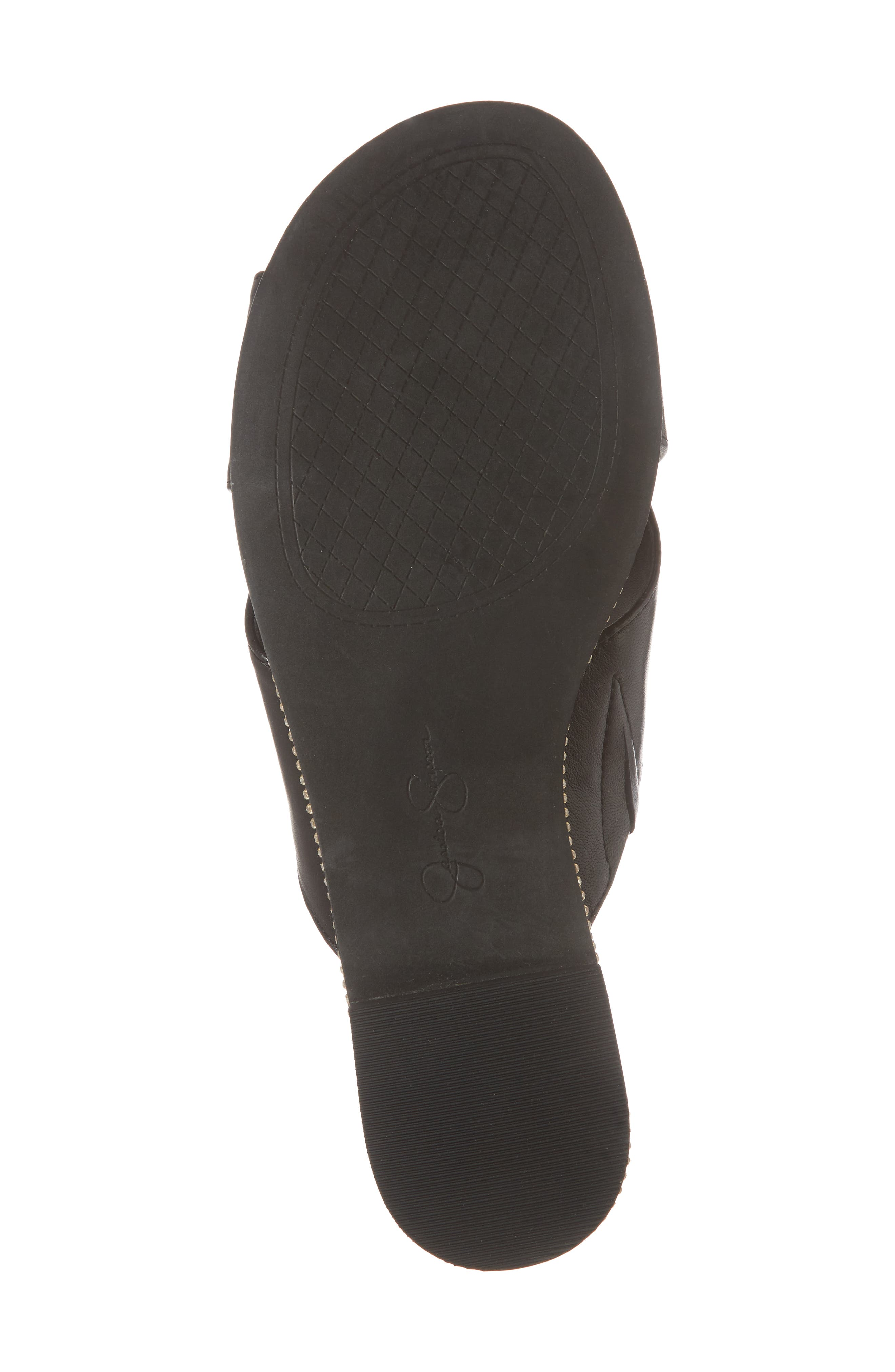 Brinella Sandal,                             Alternate thumbnail 6, color,                             Black