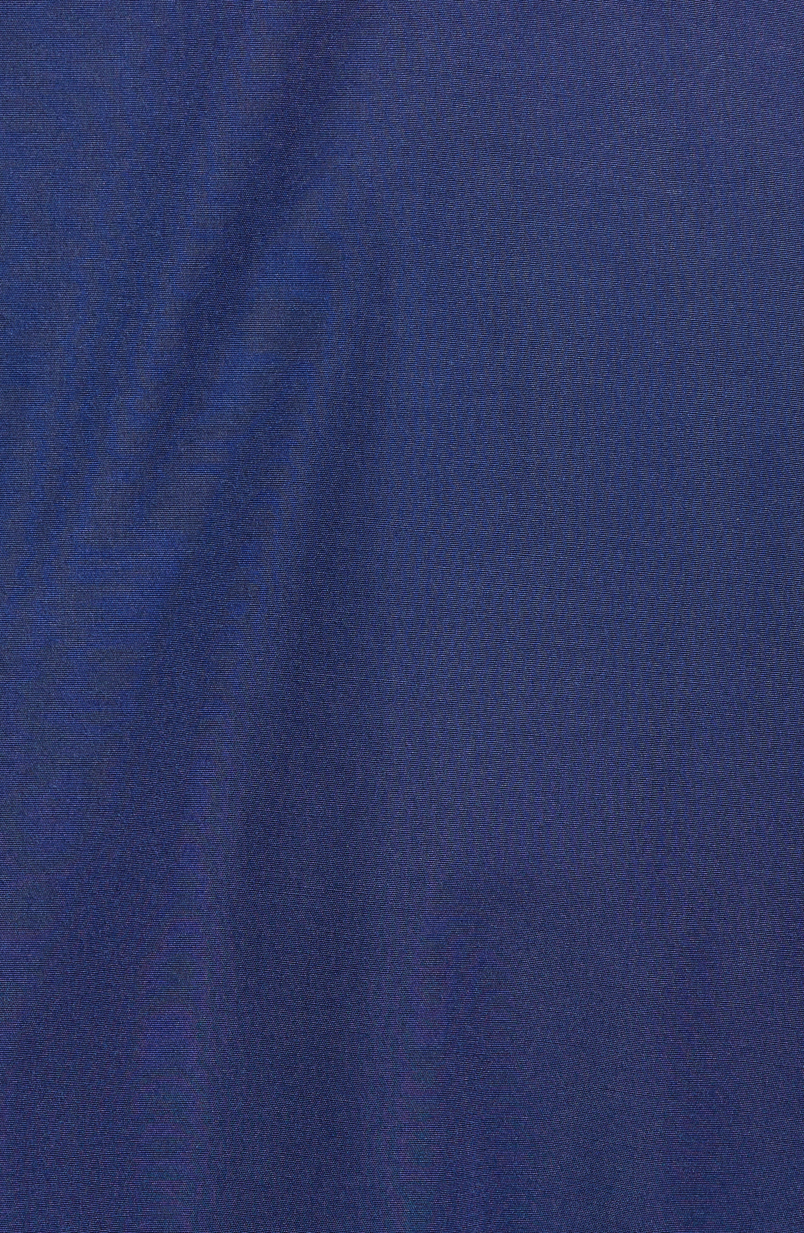 Getaway Raincoat,                             Alternate thumbnail 5, color,                             Royal Blue