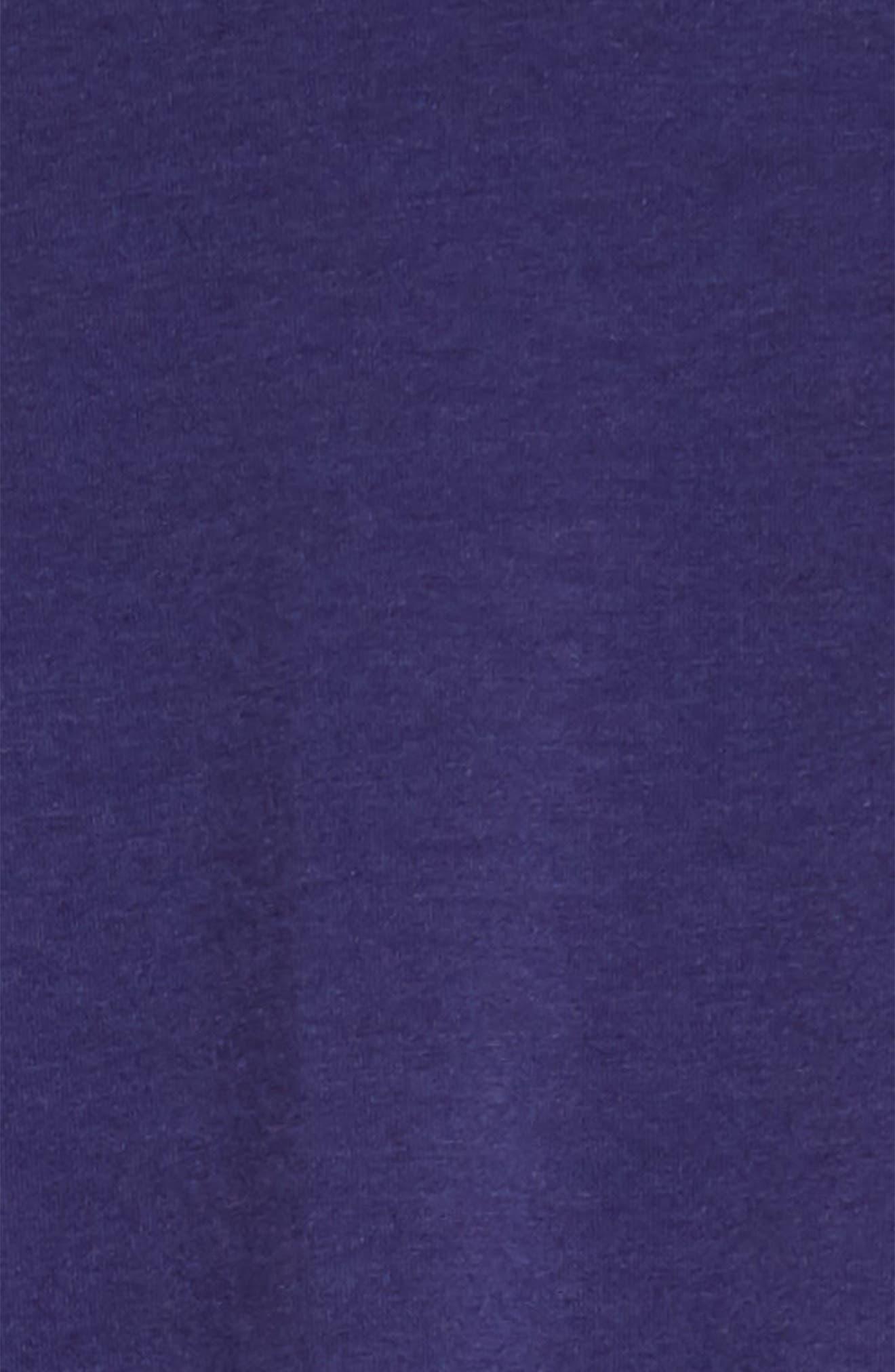 Popover Knit Tank Dress,                             Alternate thumbnail 3, color,                             Navy Ribbon