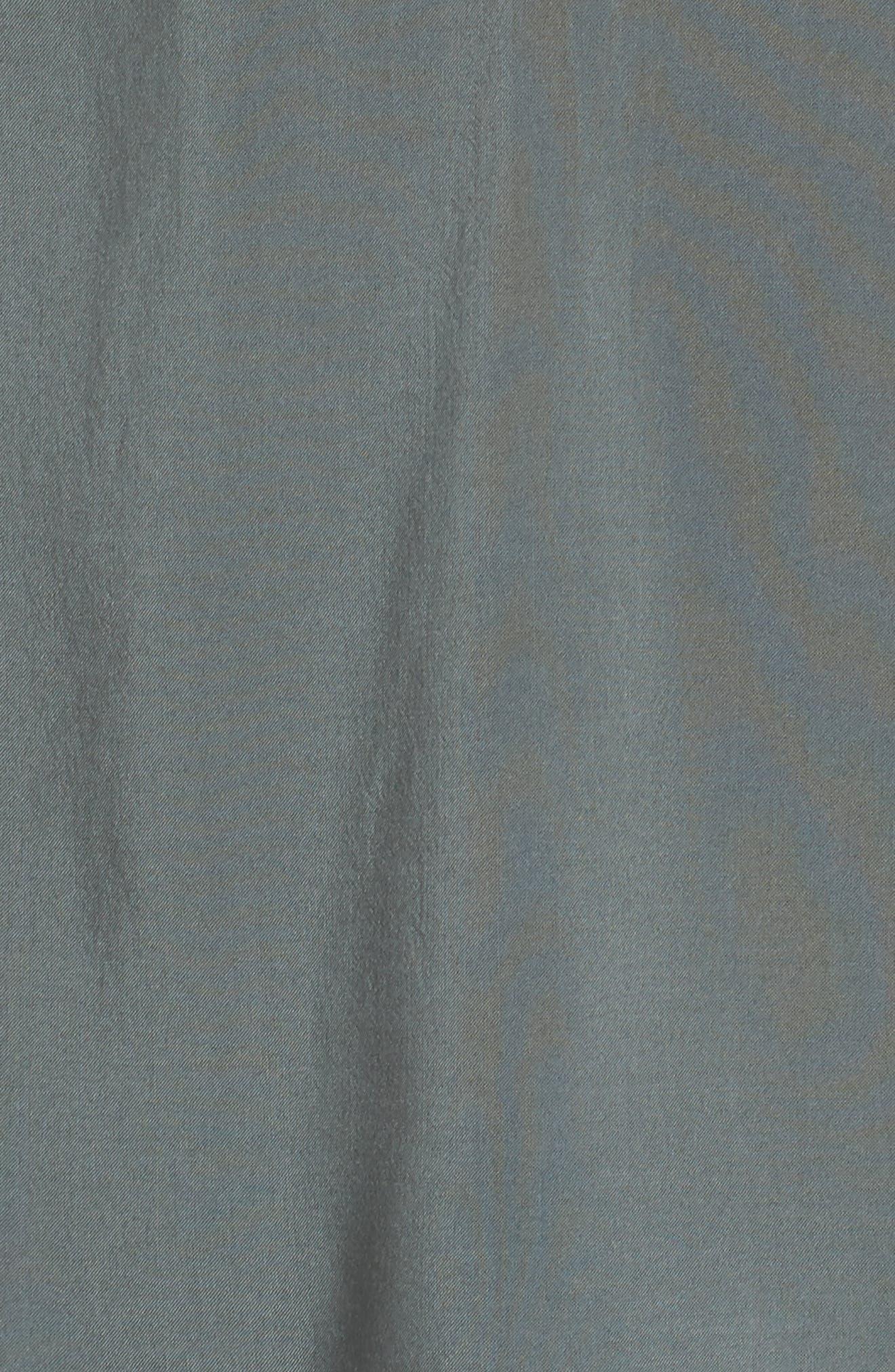Poppy Short & Camisole Pajamas,                             Alternate thumbnail 6, color,                             Sage