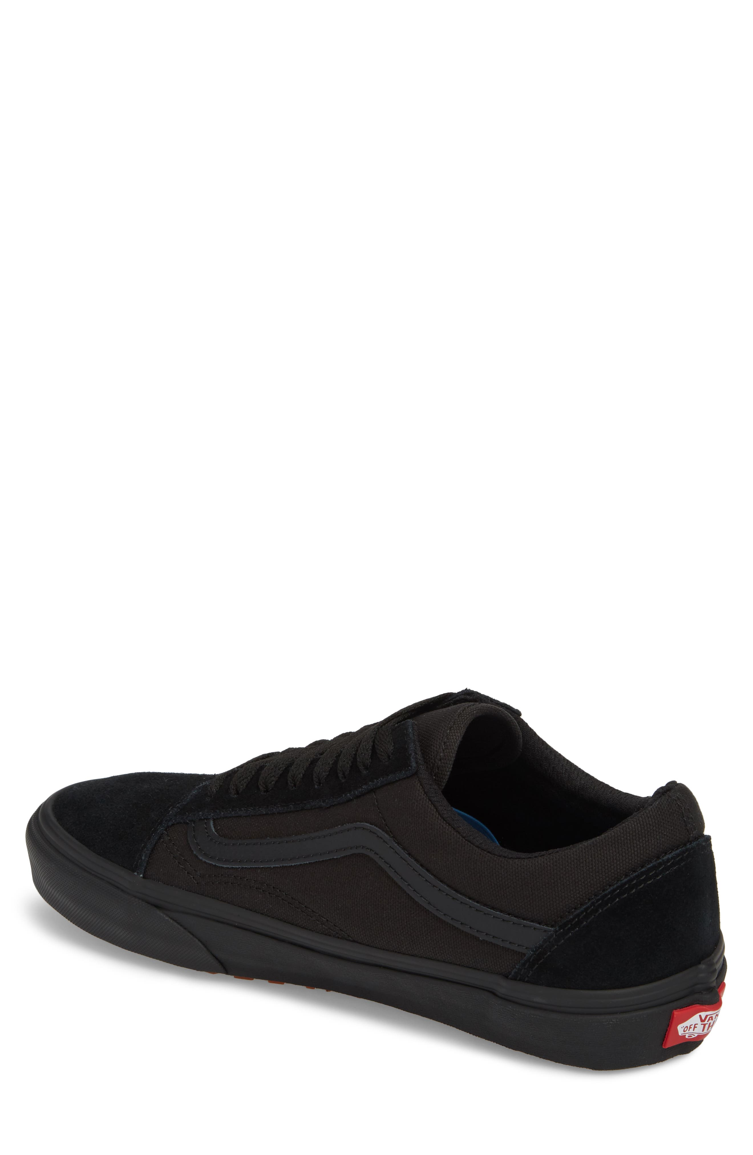 Made for the Makers Old Skool UC Sneaker,                             Alternate thumbnail 2, color,                             Black/ Black Leather