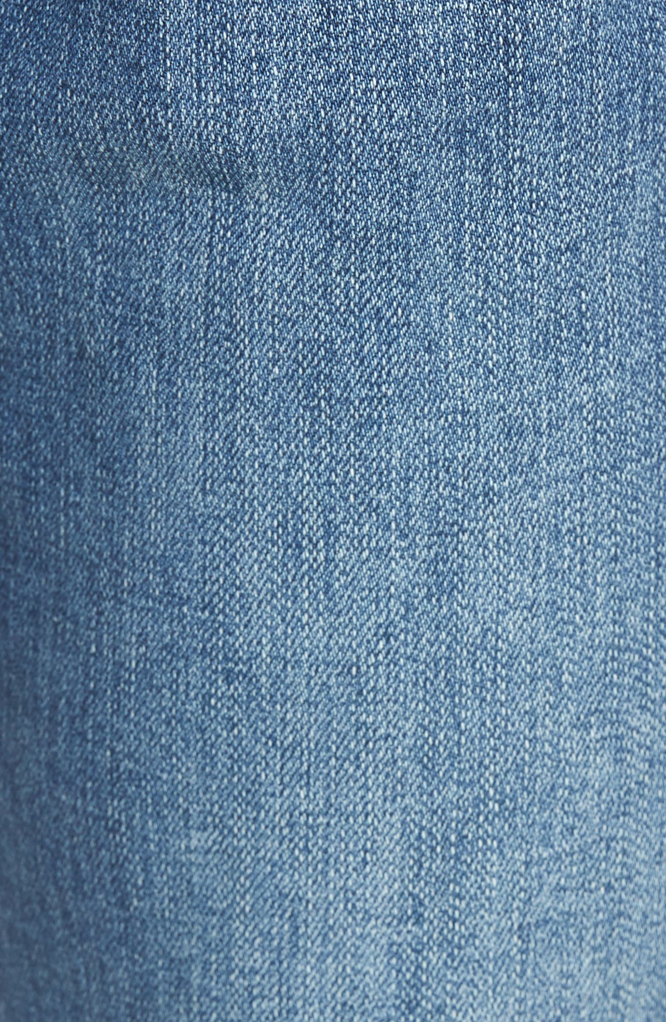 Jeans Co. Bond Skinny Fit Jeans,                             Alternate thumbnail 5, color,                             Bryson Vintage Medium