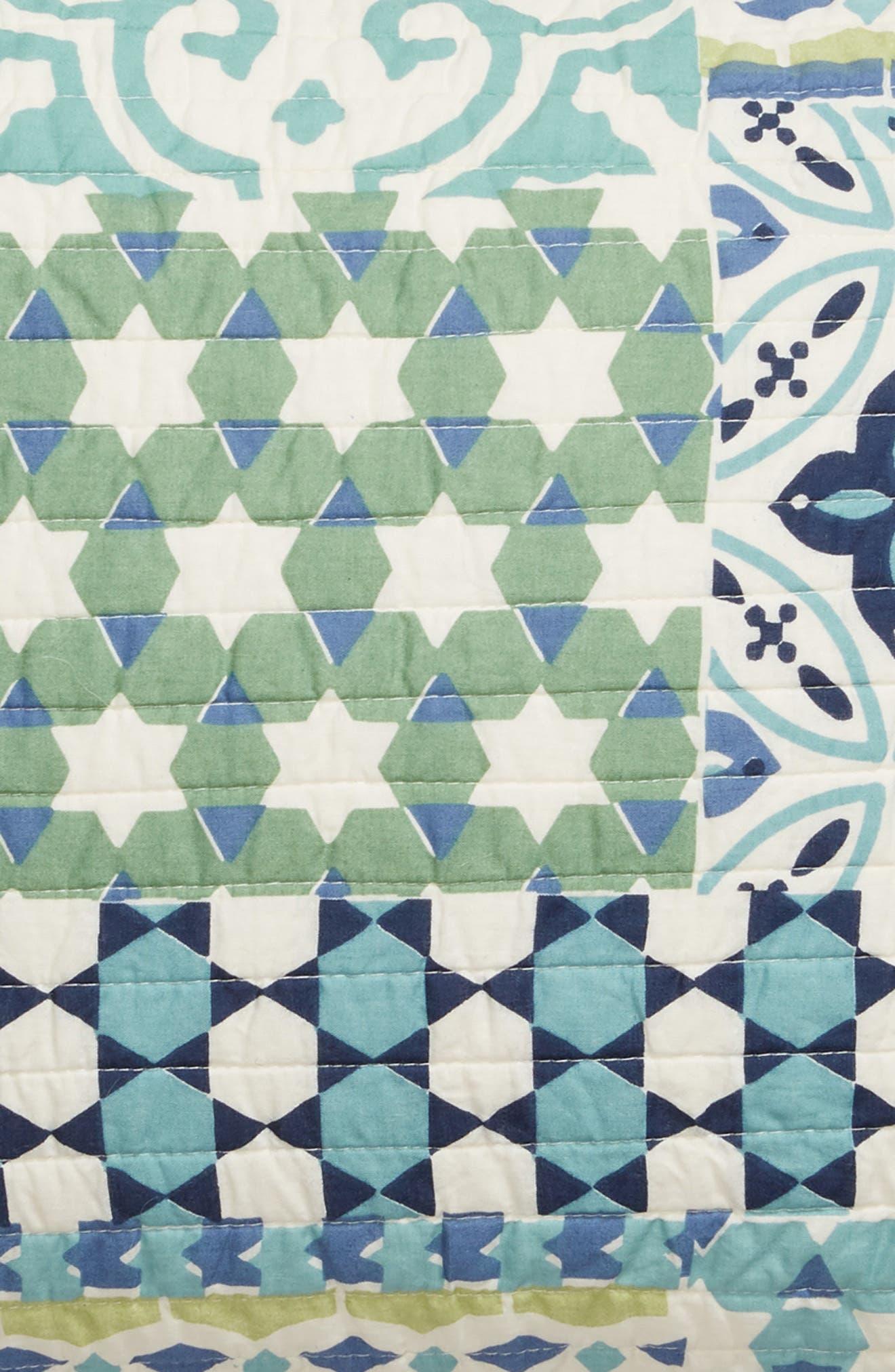 Almirah Sham,                             Alternate thumbnail 3, color,                             Blue